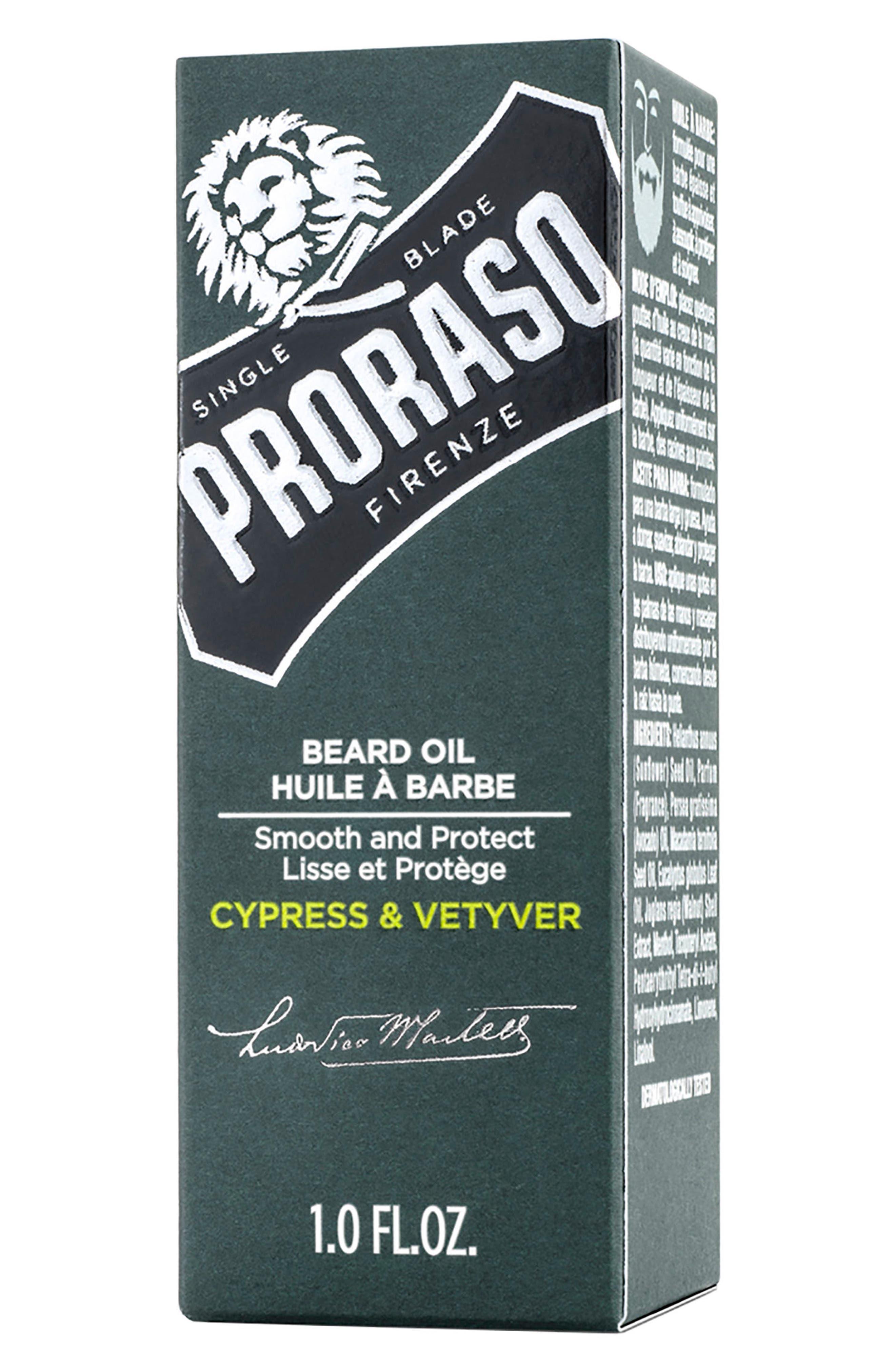 Alternate Image 3  - Proraso Men's Grooming Cypress & Vetyver Beard Oil
