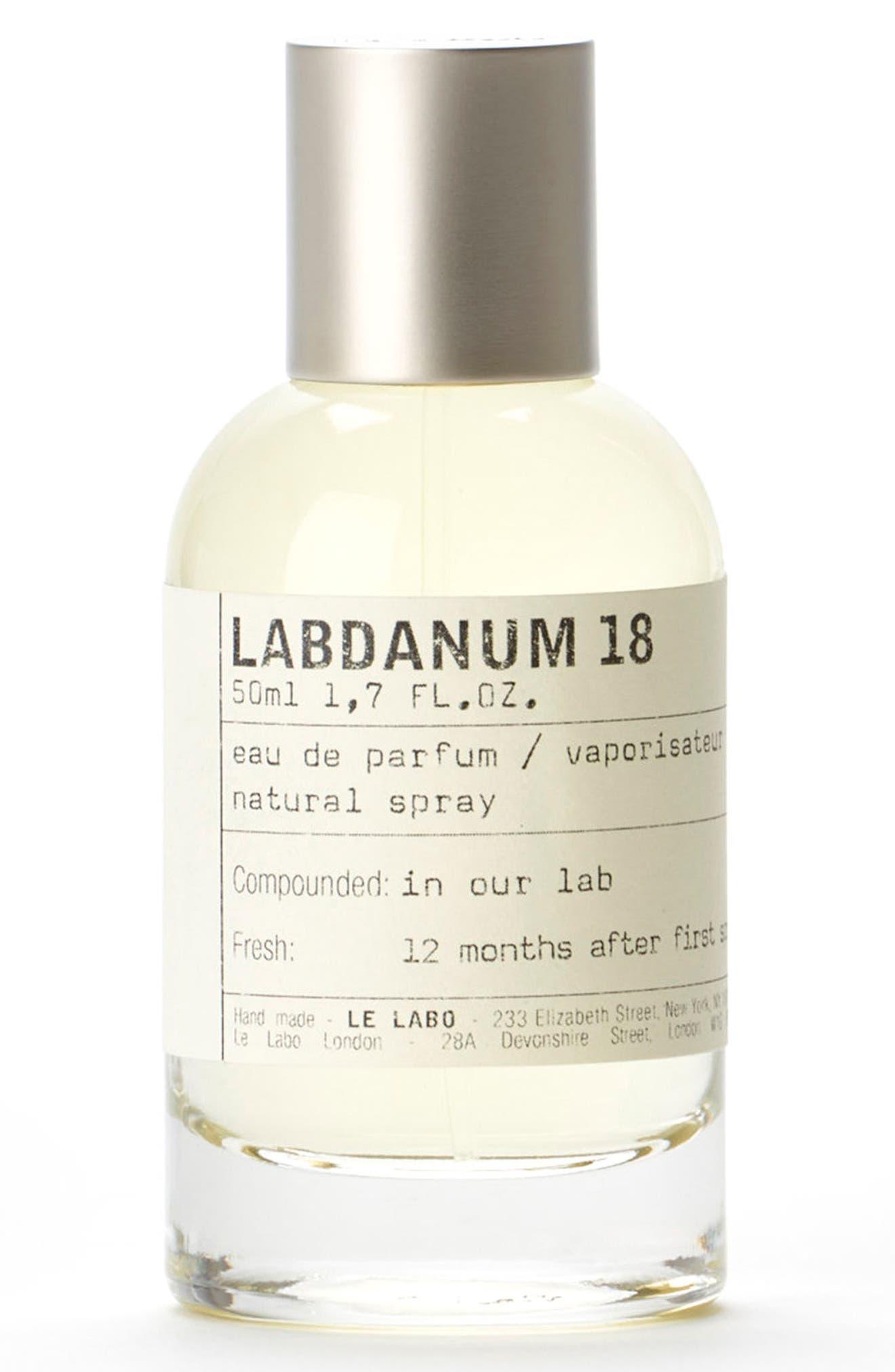 'Labdanum 18' Eau de Parfum,                             Alternate thumbnail 2, color,                             No Color