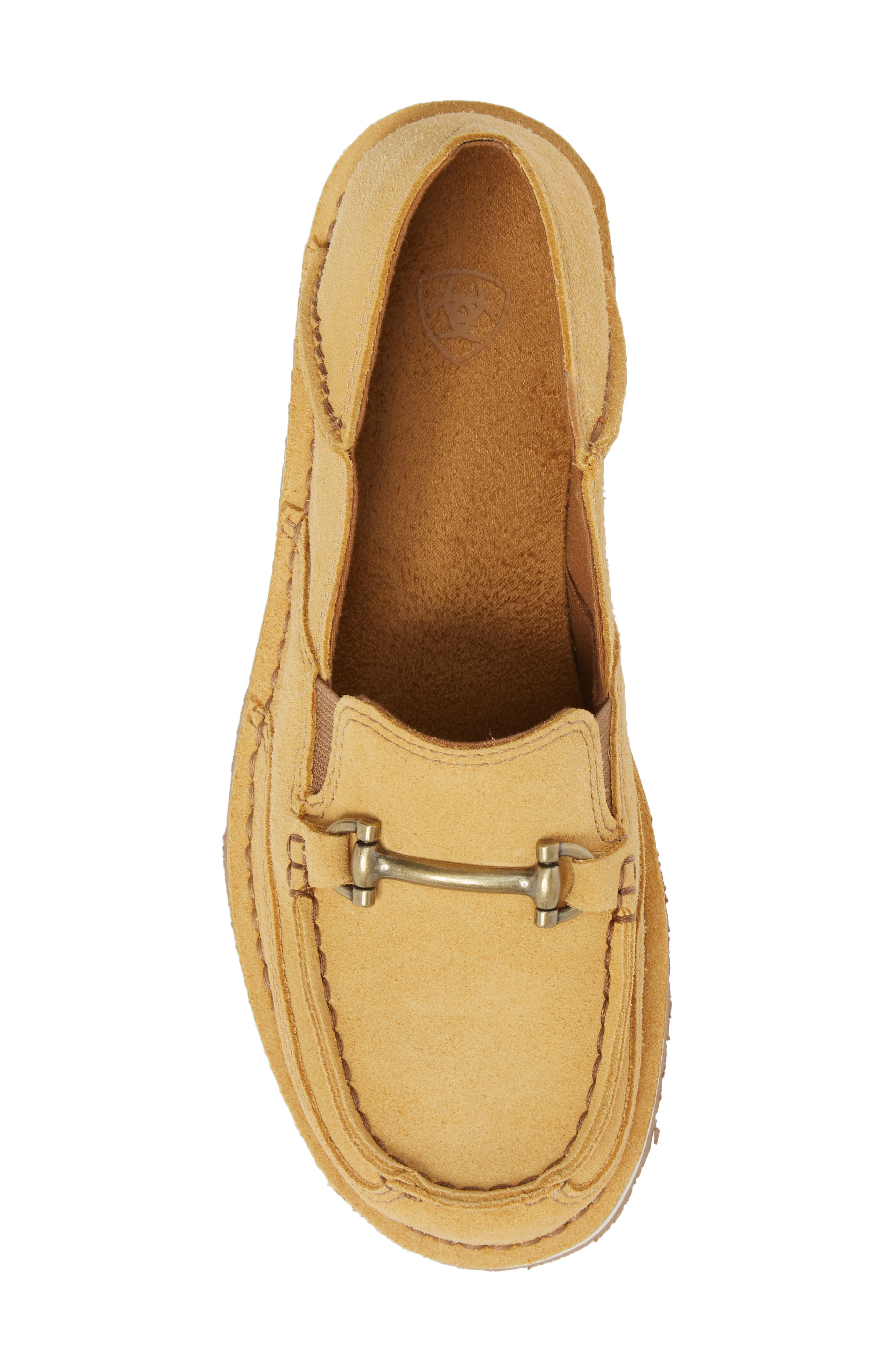 Alternate Image 5  - Ariat Cruiser Castaway Loafer (Women)