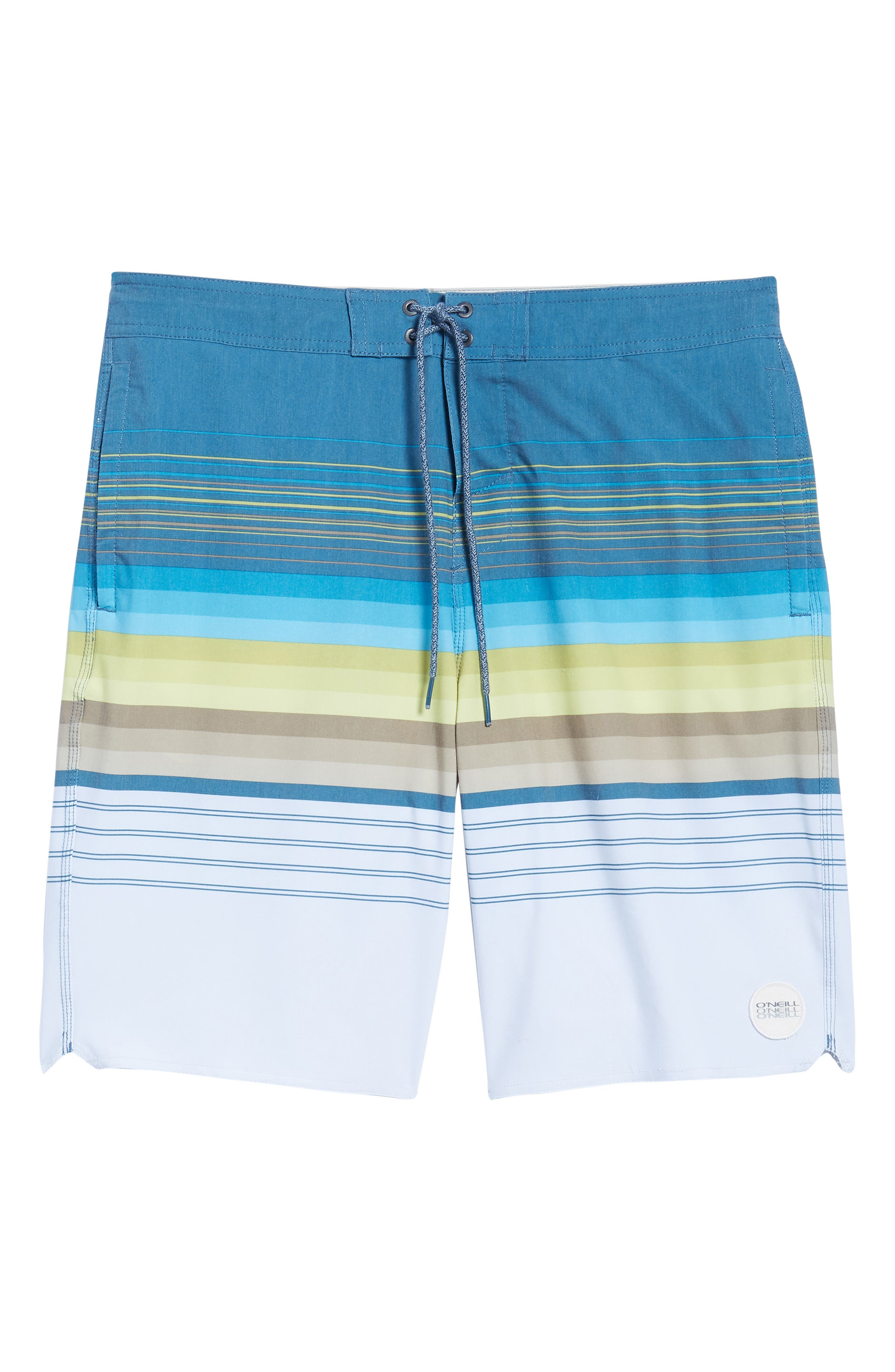 Sandbar Cruzer Board Shorts,                             Alternate thumbnail 6, color,                             Fog