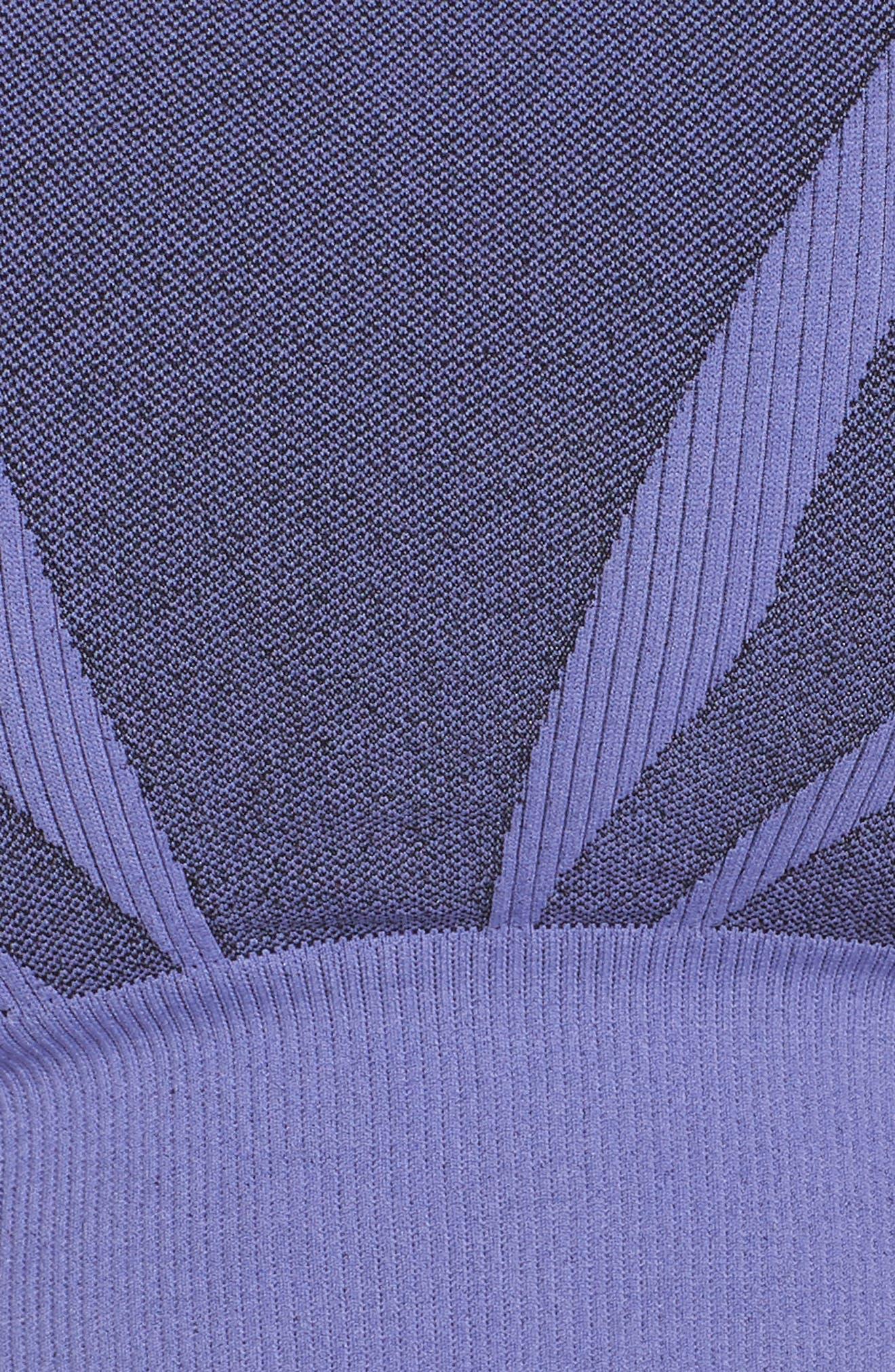 Charge Sports Bra,                             Alternate thumbnail 6, color,                             Purple Peri