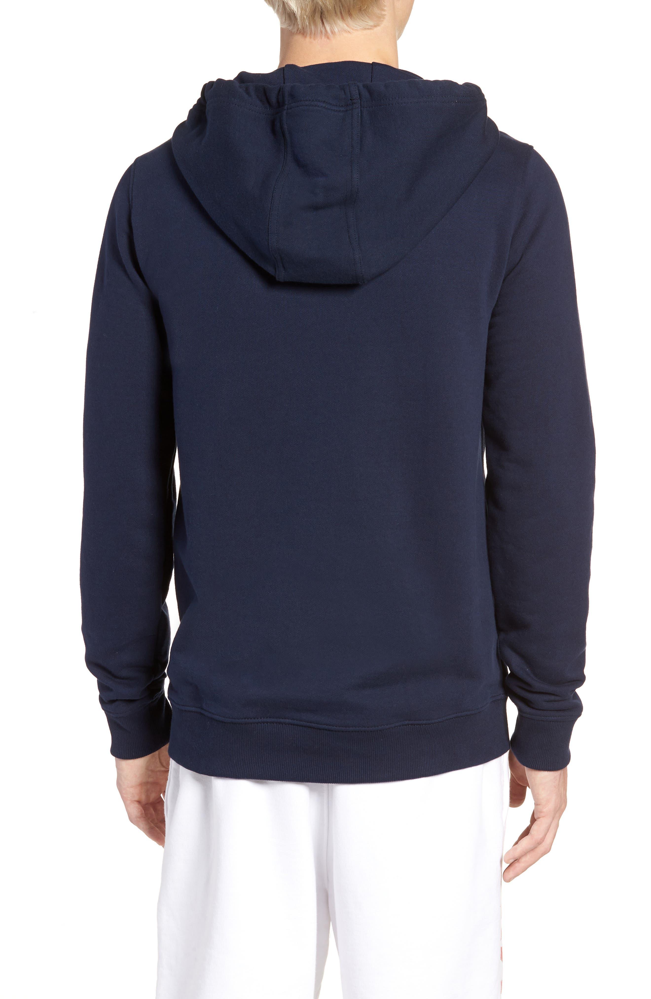 Alternate Image 2  - TOMMY JEANS Essential Graphic Hoodie Sweatshirt