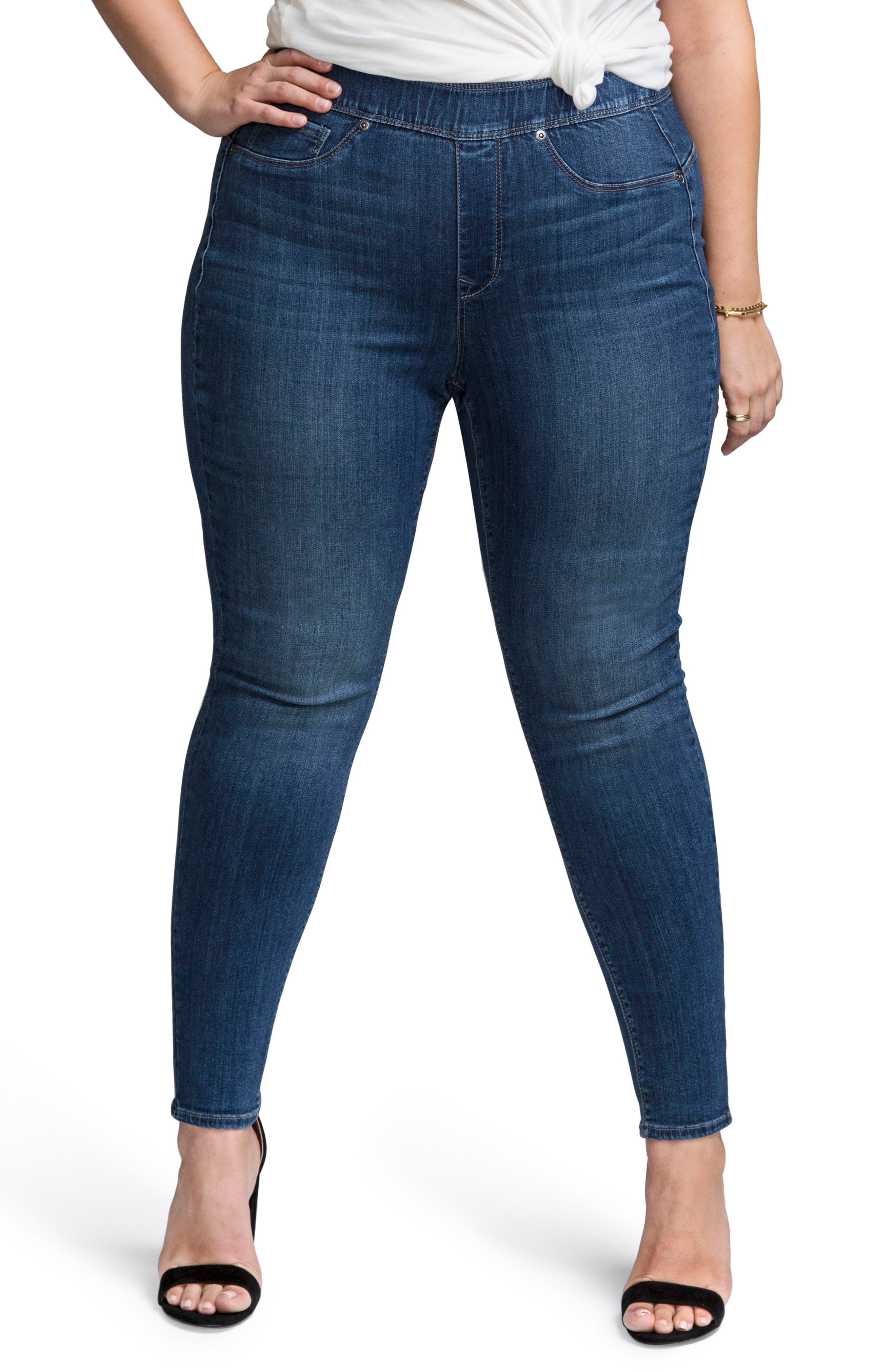 Curves 360 by NYDJ Sculpted Denim Leggings