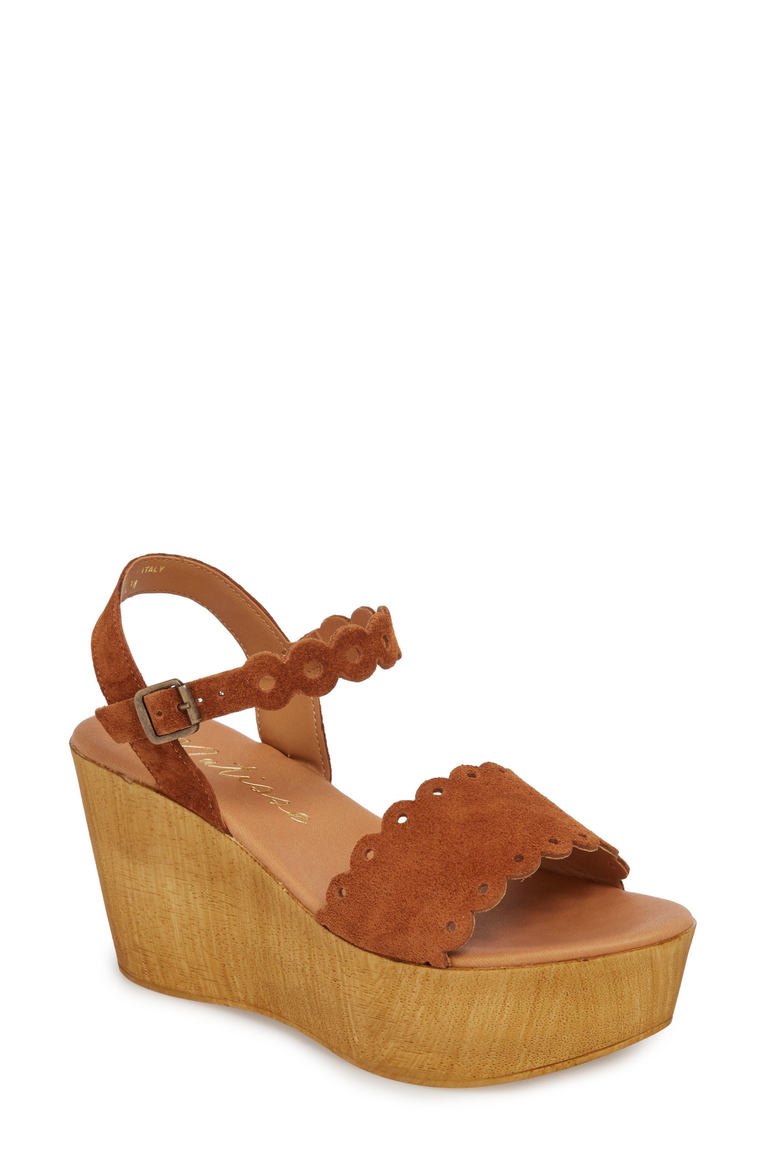 Matisse Chrysler Platform Wedge Sandal (Women)