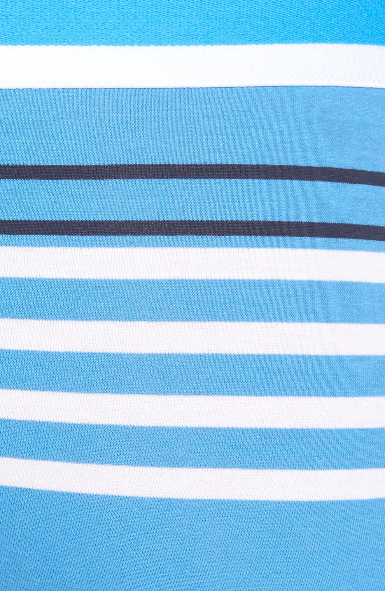 Stripe Trunks,                             Alternate thumbnail 5, color,                             Blue