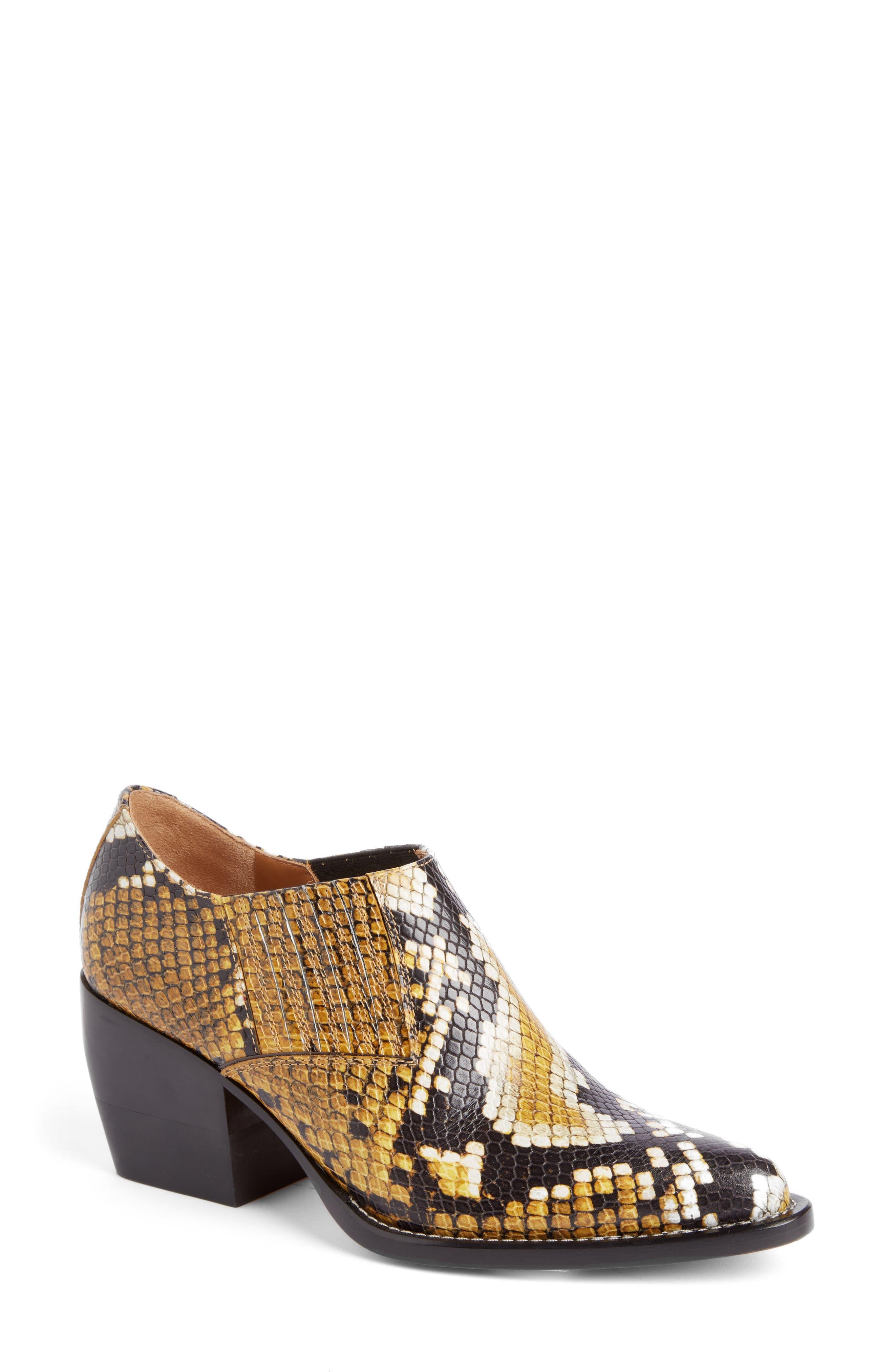 Chloé Rylee Western Boot (Women)