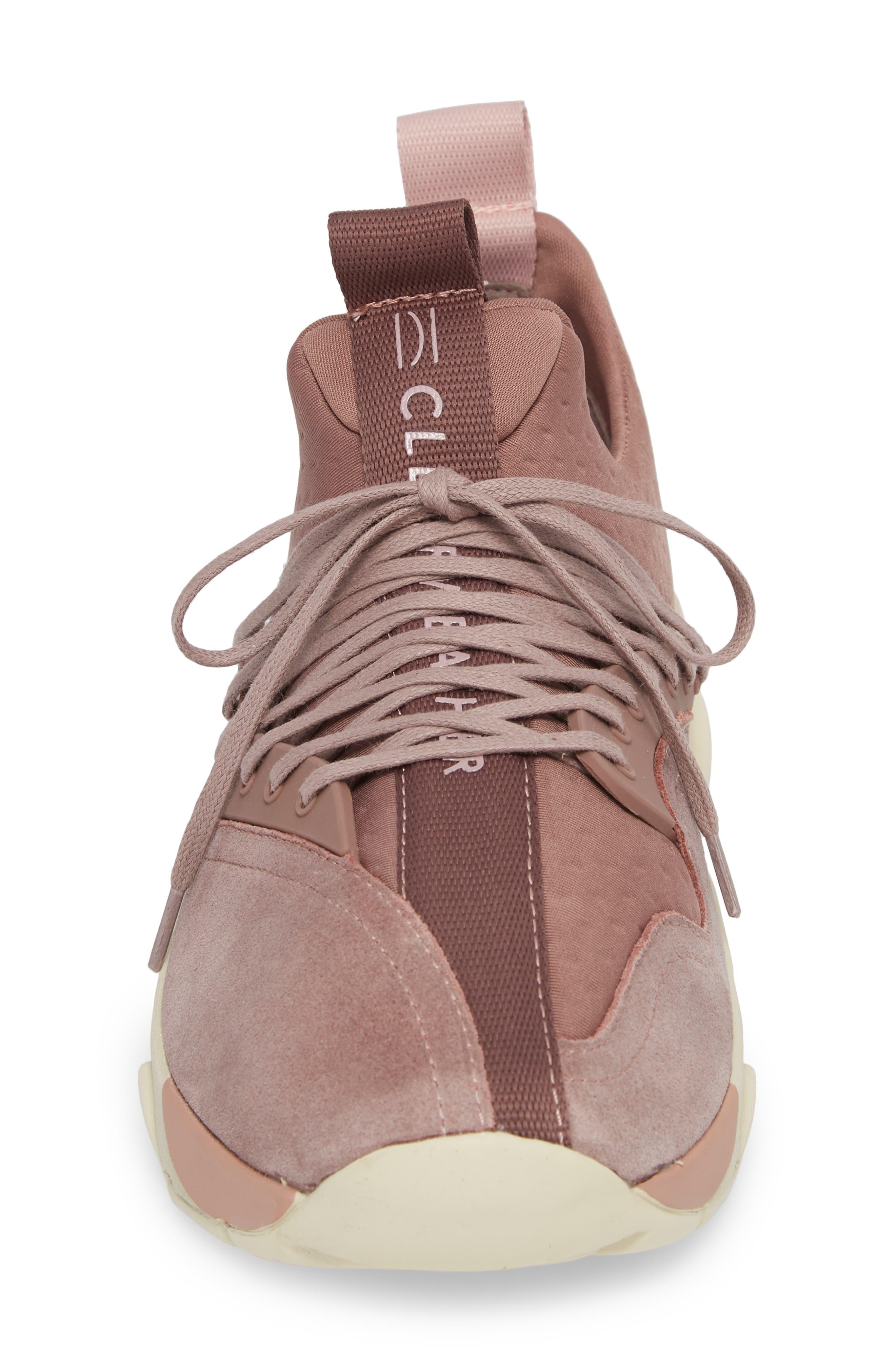 The Cloud Stryke Sneaker,                             Alternate thumbnail 4, color,                             Antler Pink