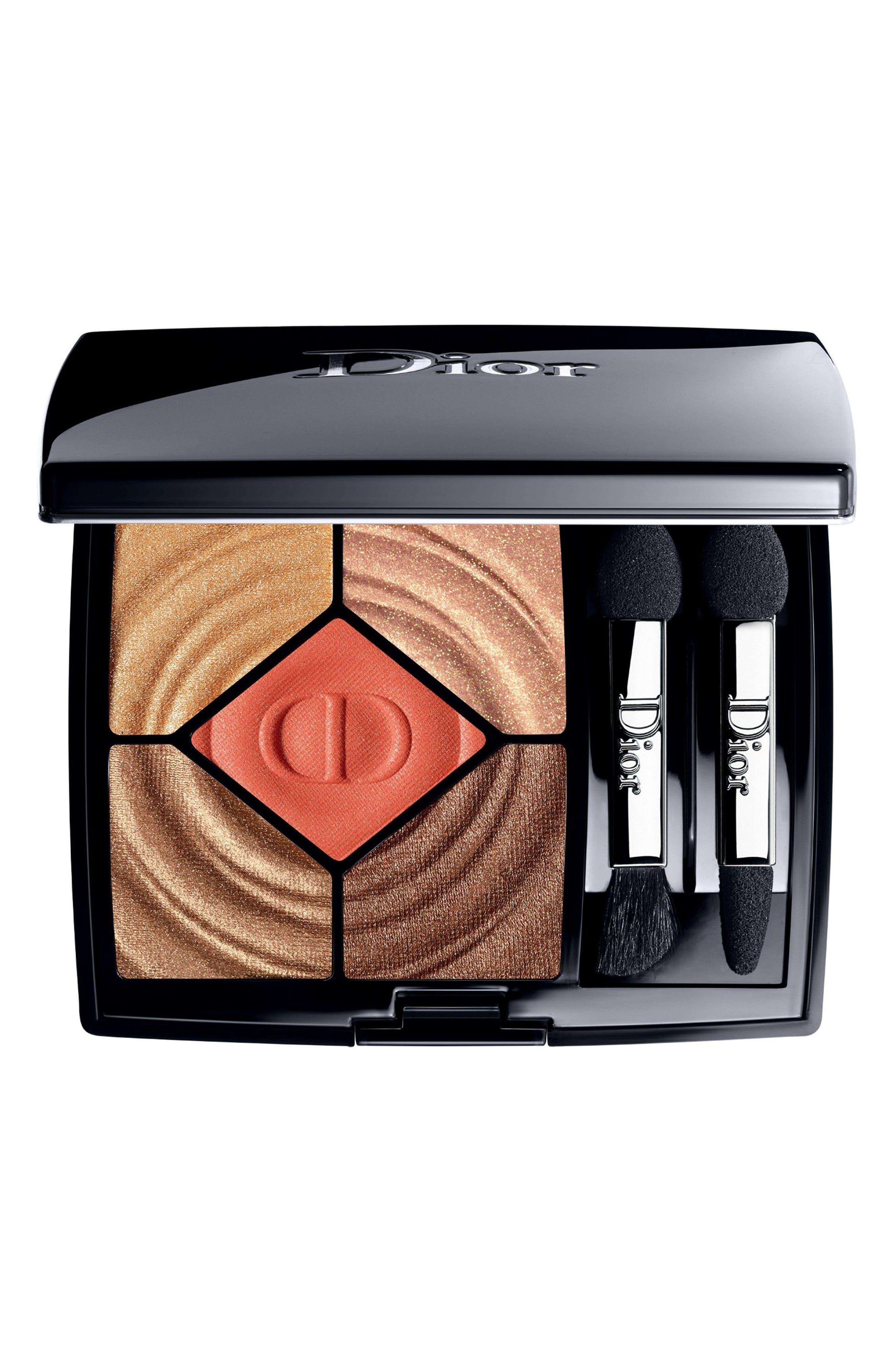 5 Couleurs Eyeshadow Palette,                             Main thumbnail 1, color,                             597 Heat Up
