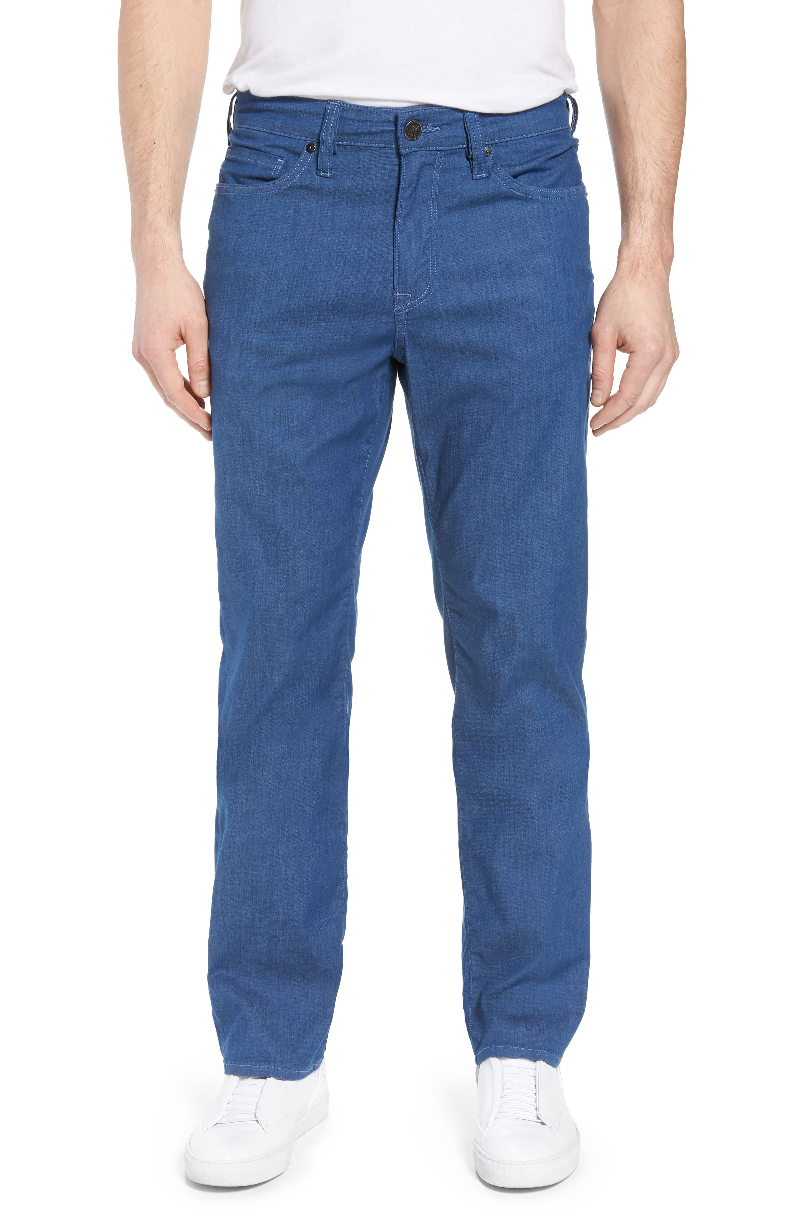 Main Image - 34 Heritage Charisma Relaxed Fit Jeans (Mid Maui Denim)