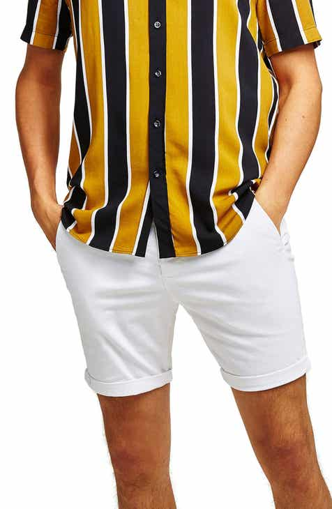 e32f4f47780a Topman Skinny Fit Chino Shorts