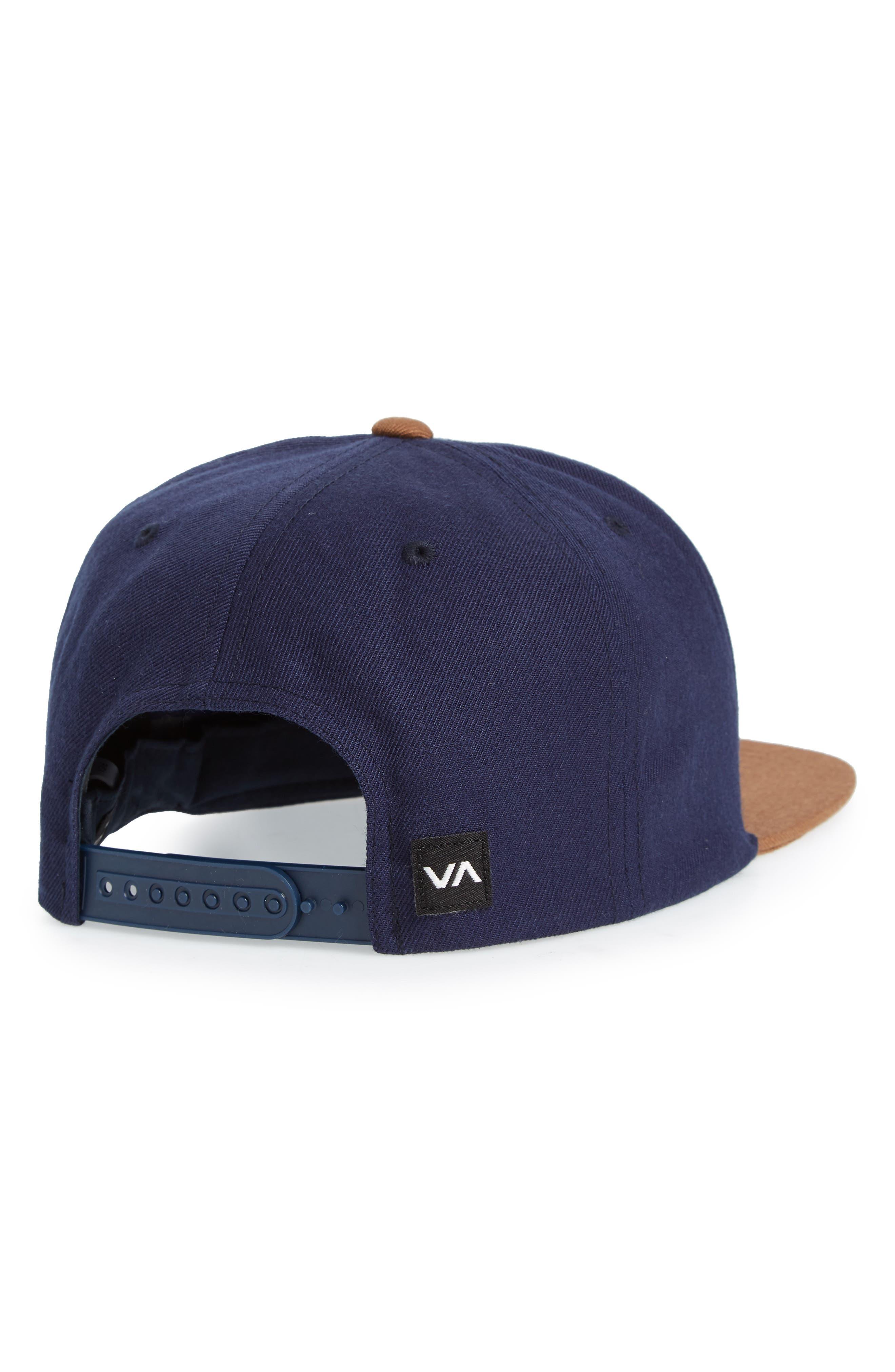 Commonwealth III Snapback Hat,                             Alternate thumbnail 2, color,                             Navy