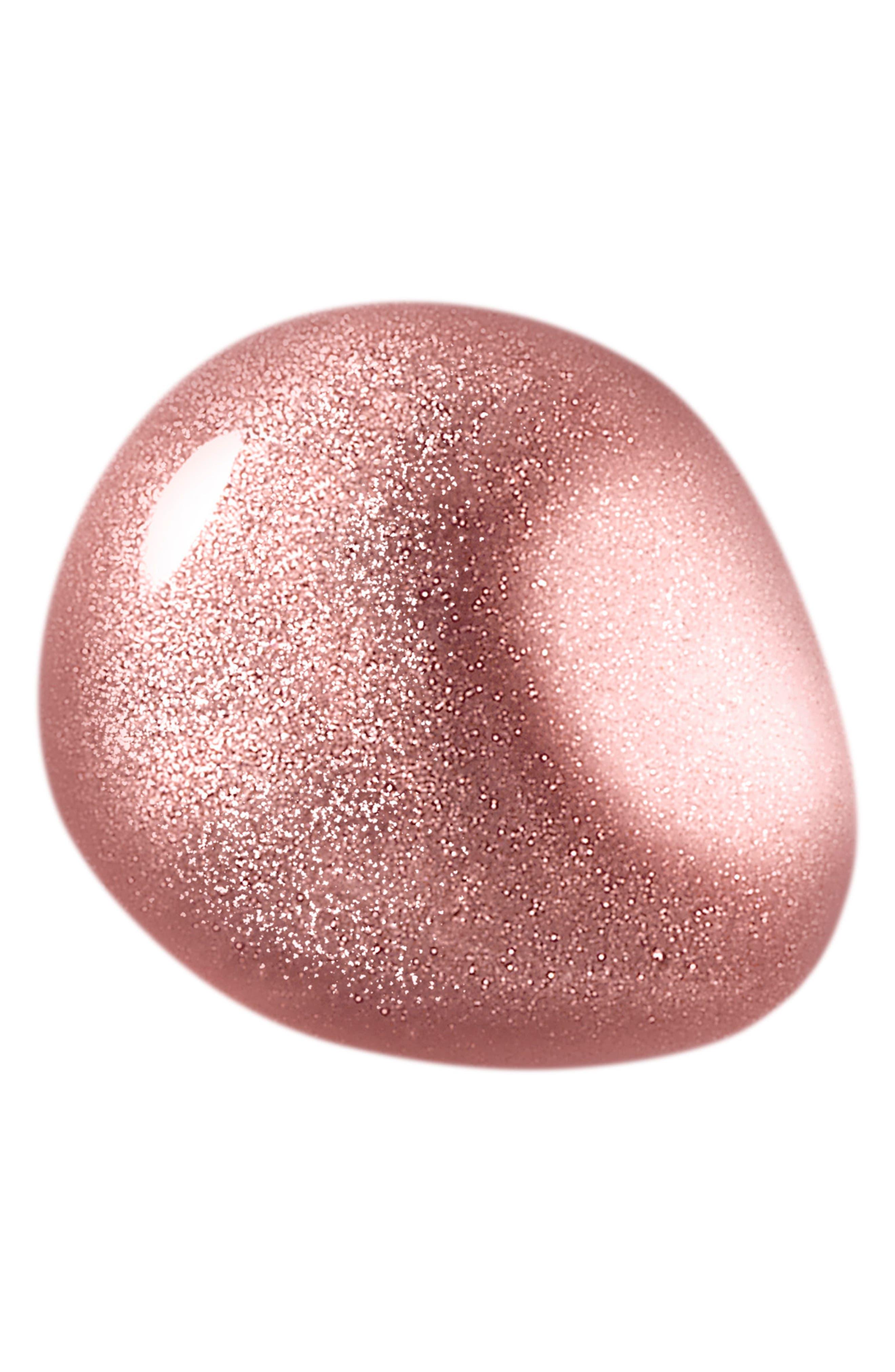 Shimmer Lip Gloss,                             Alternate thumbnail 2, color,                             Rose Sugar