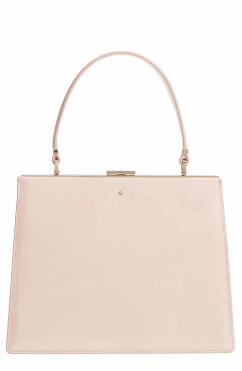 kate spade new york madison moore road - chari leather handbag