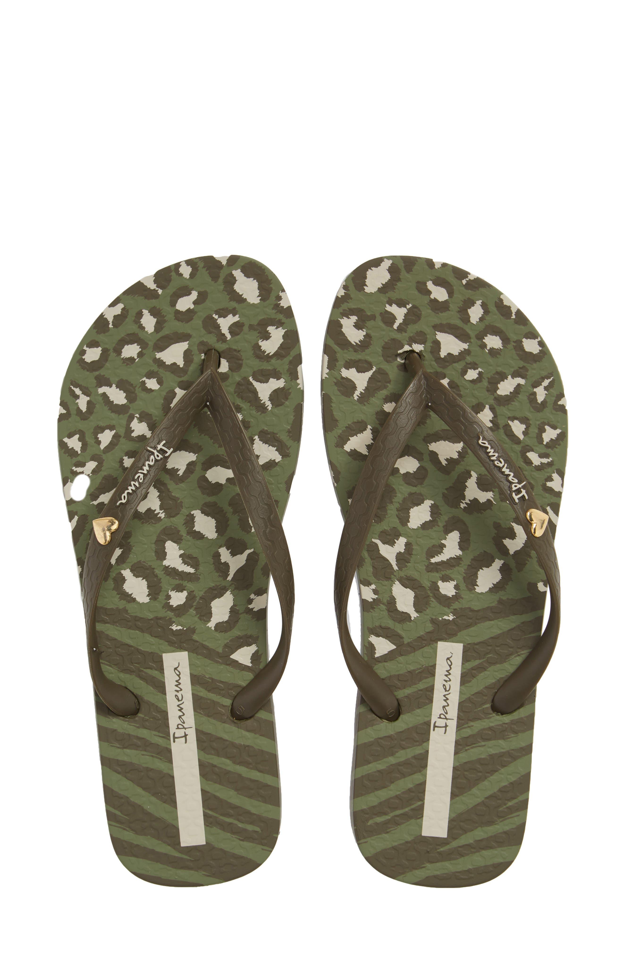Ipanema Wild Flip Flop (Women)