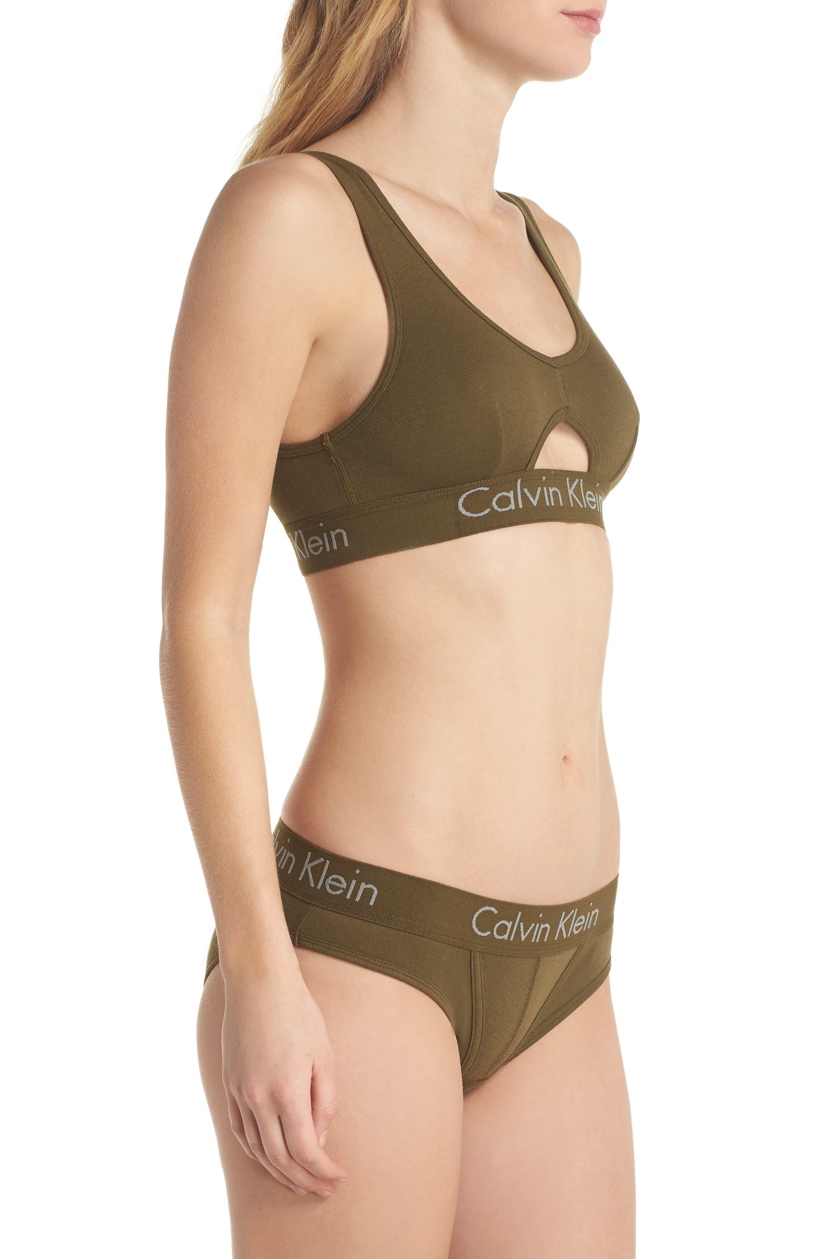 Alternate Image 7  - Calvin Klein Body Cotton Bikini