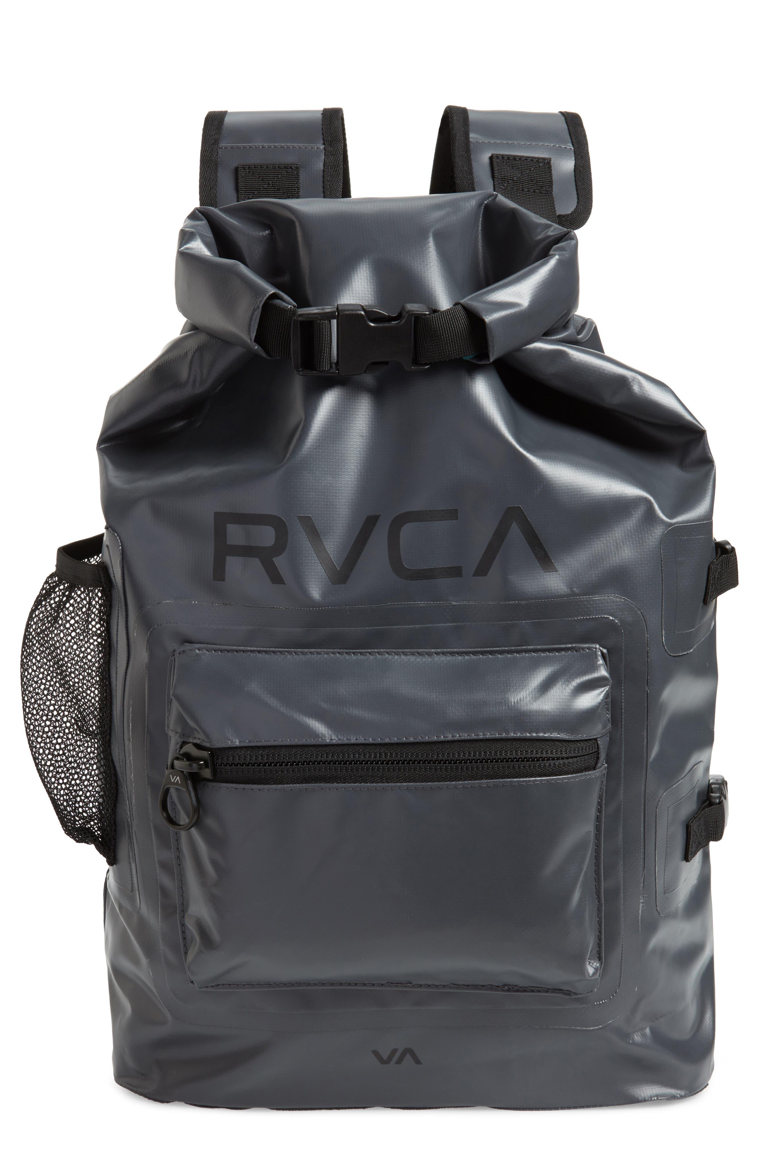 Go Be II Waterproof Backpack,                             Main thumbnail 1, color,                             Charcoal