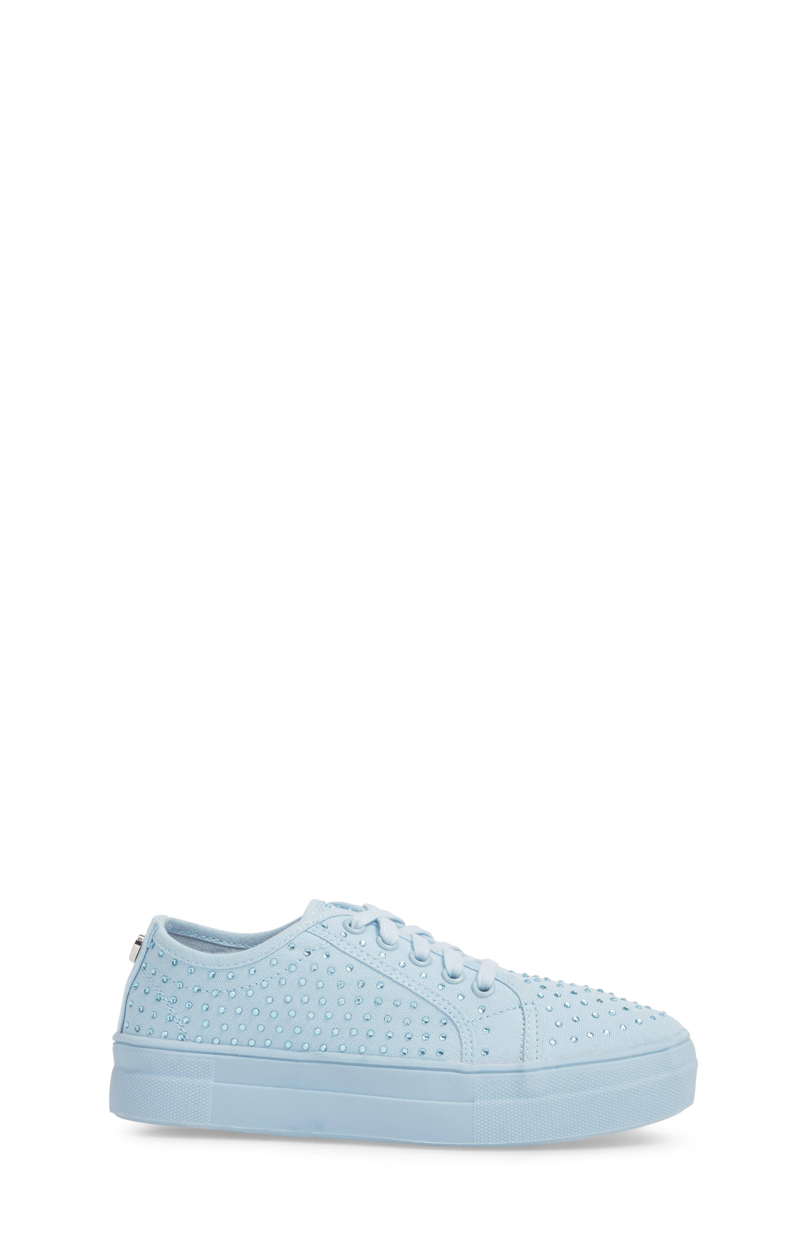 Jmono Sneaker,                             Alternate thumbnail 3, color,                             Blue
