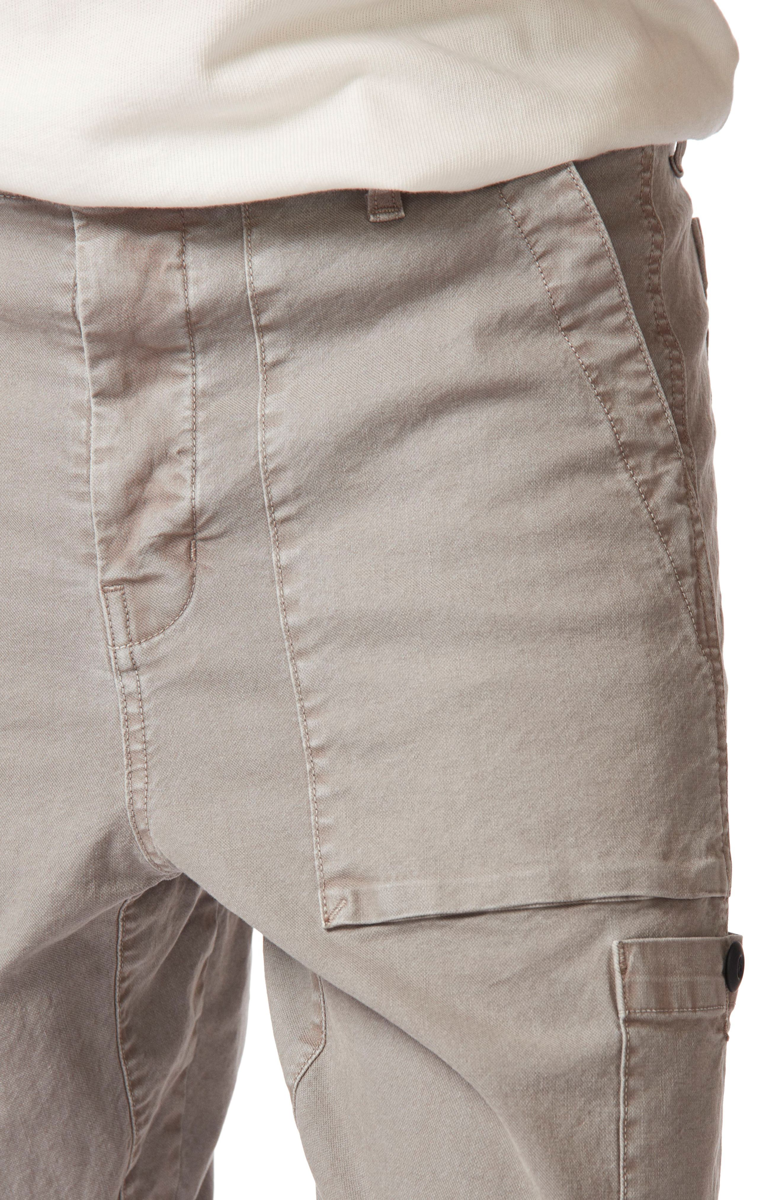 Koeficient Straight Fit Pant,                             Alternate thumbnail 4, color,                             Dull Drawi