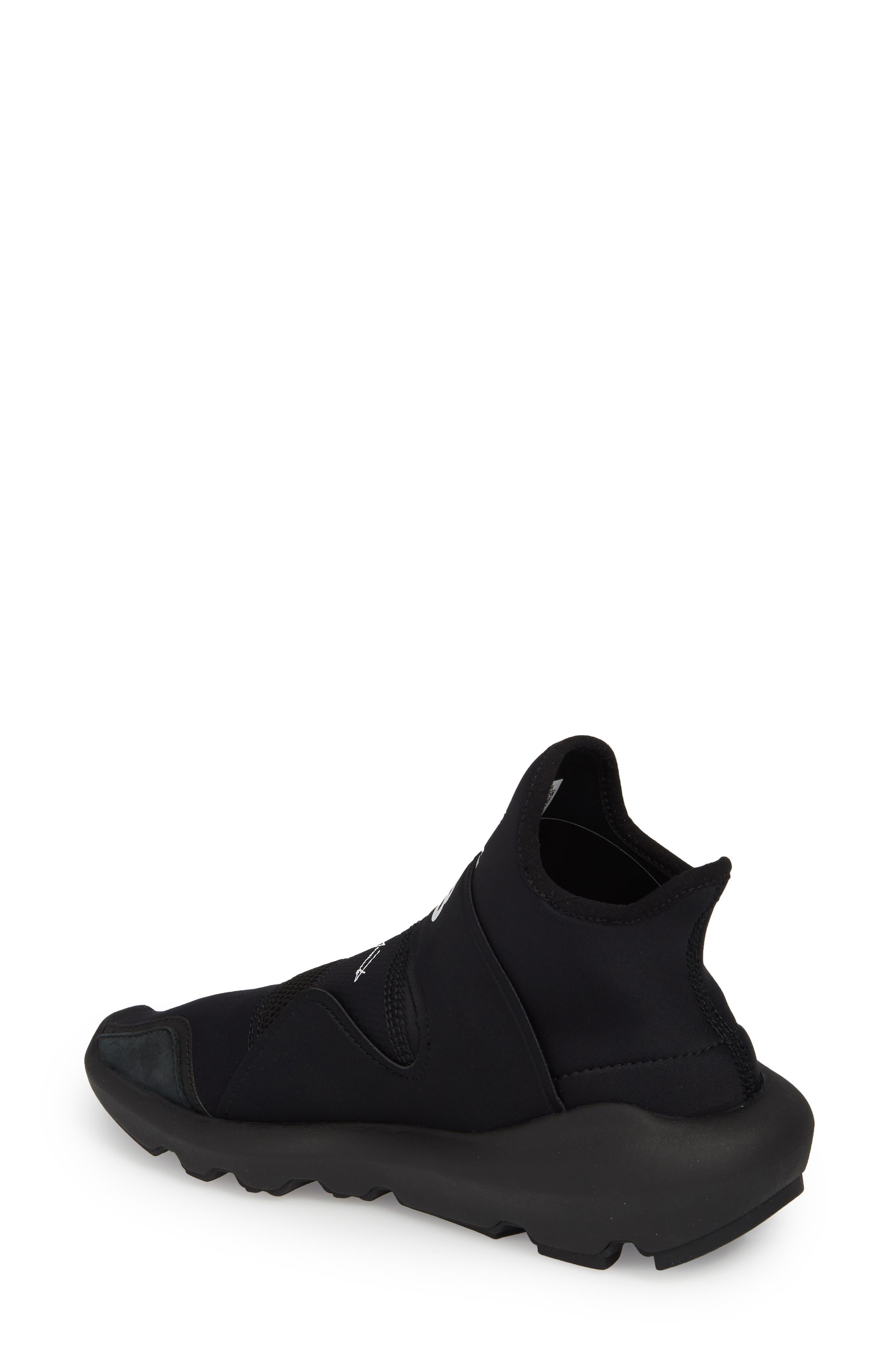 Superbou Sneaker,                             Alternate thumbnail 2, color,                             Black / Core White