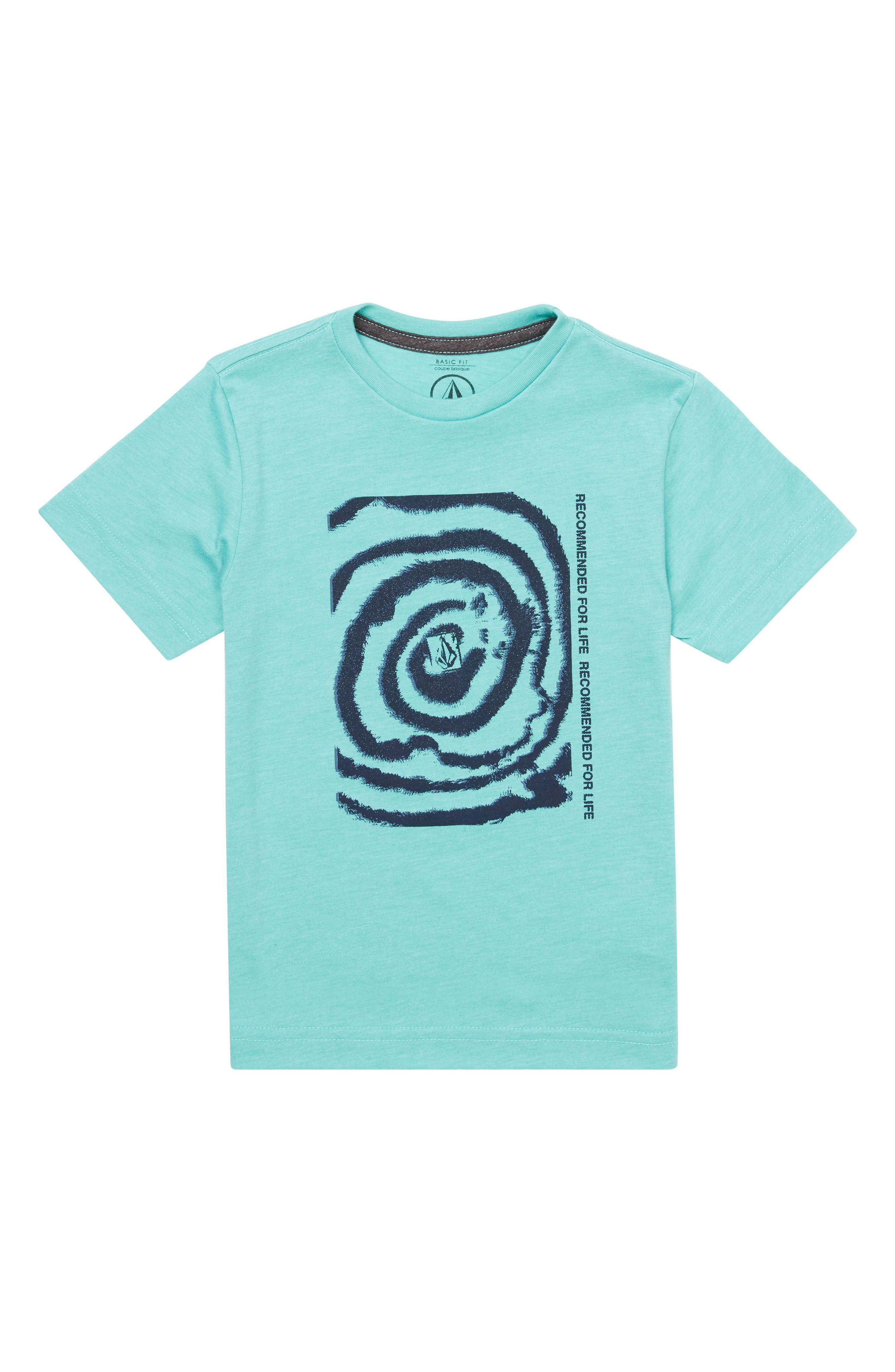 Maag Graphic T-Shirt,                             Main thumbnail 1, color,                             Turquoise