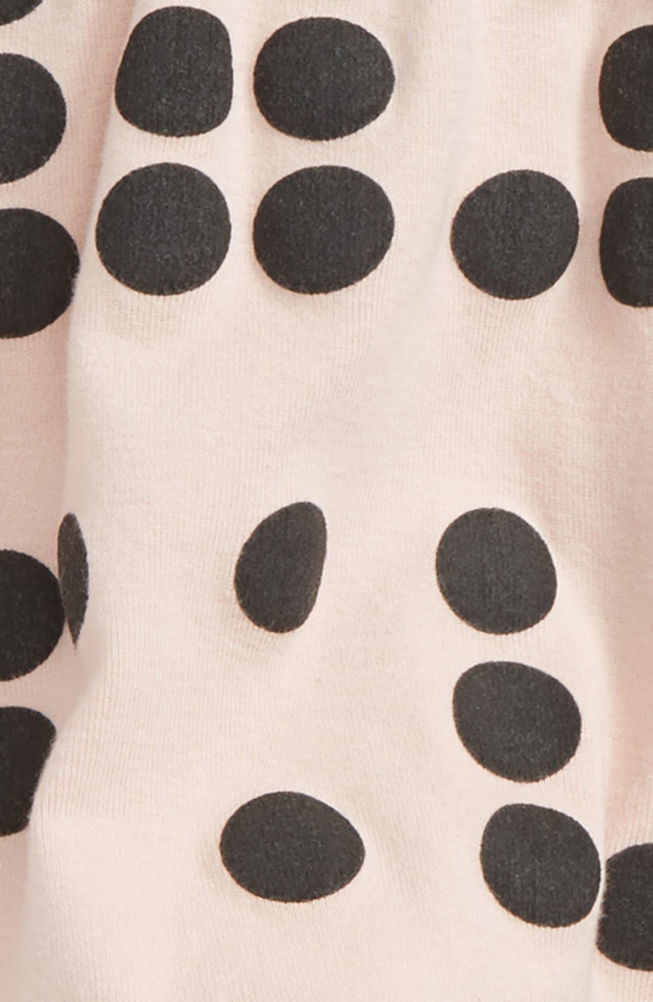 Braille Baggy Pants,                             Alternate thumbnail 2, color,                             Powder Pink