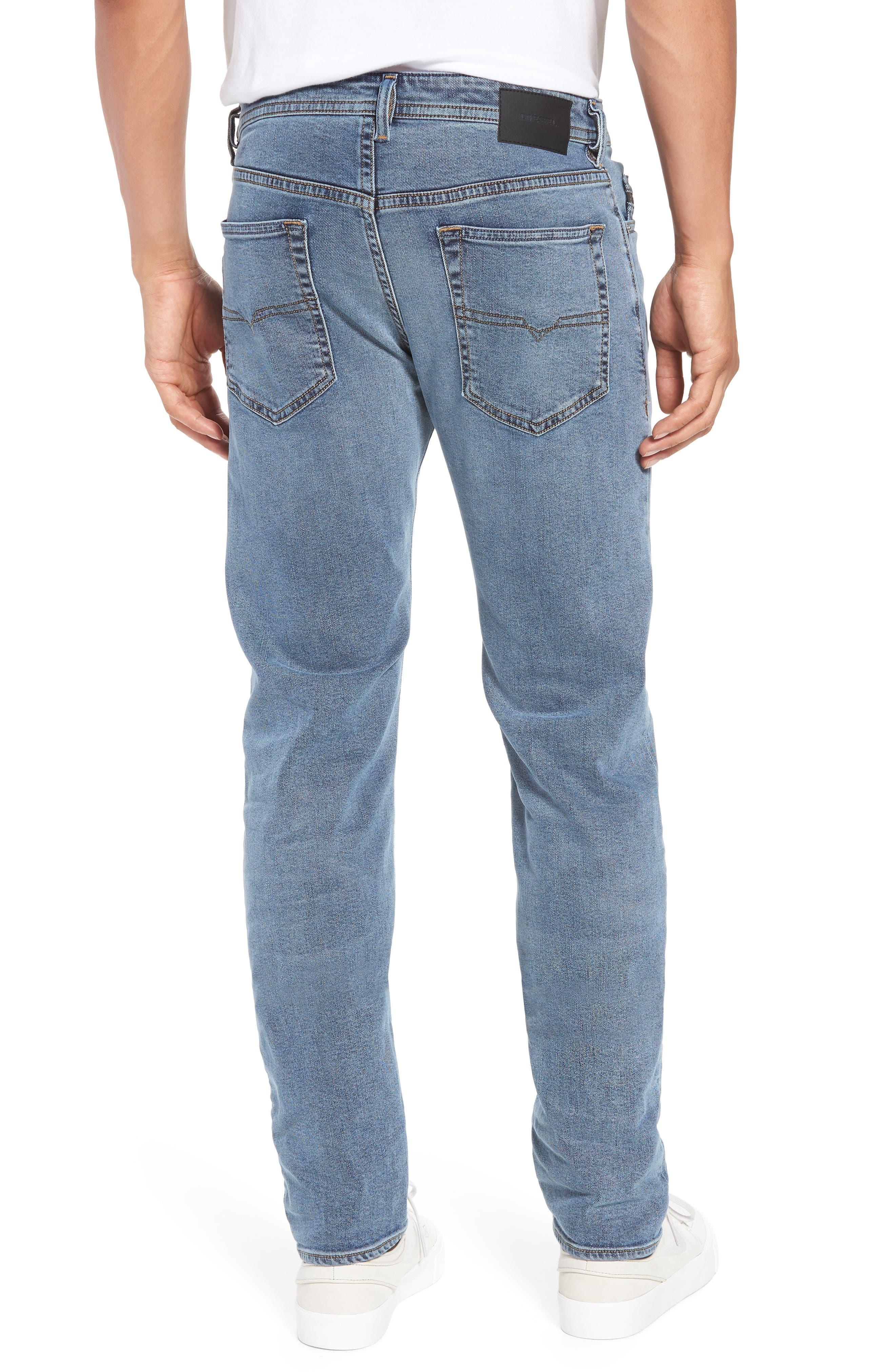 Buster Slim Straight Leg Jeans,                             Alternate thumbnail 2, color,                             084Sj