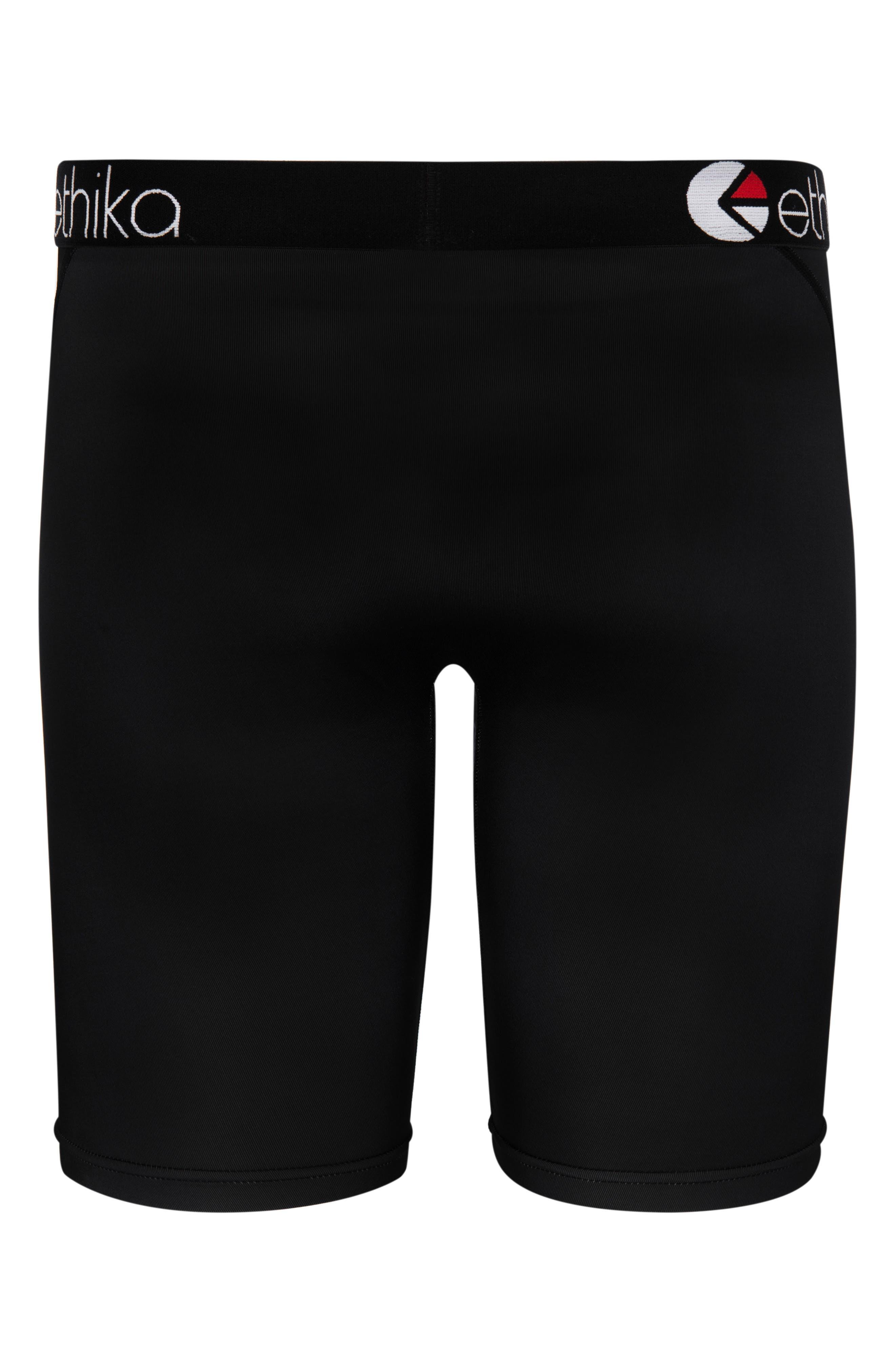 Carbon Ape Boxer Briefs,                             Alternate thumbnail 3, color,                             Black