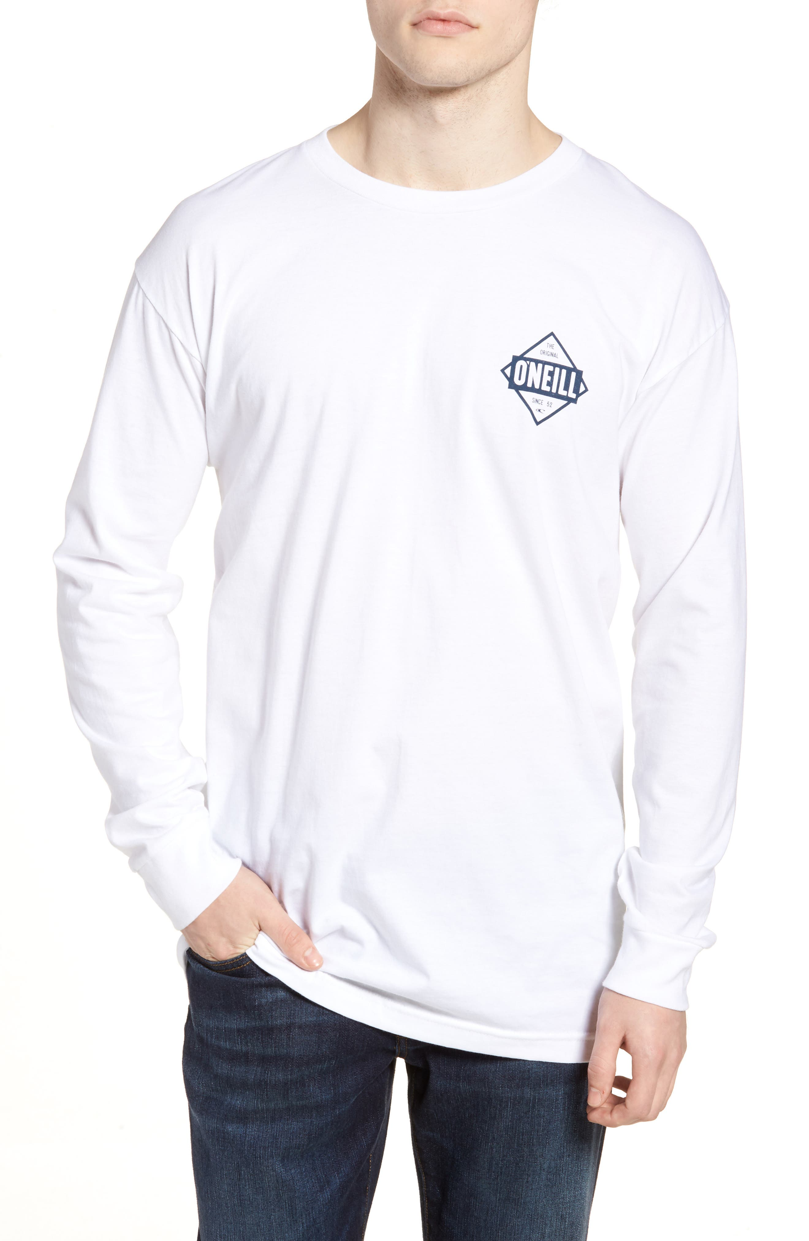 The Biz Graphic T-Shirt,                             Main thumbnail 1, color,                             White