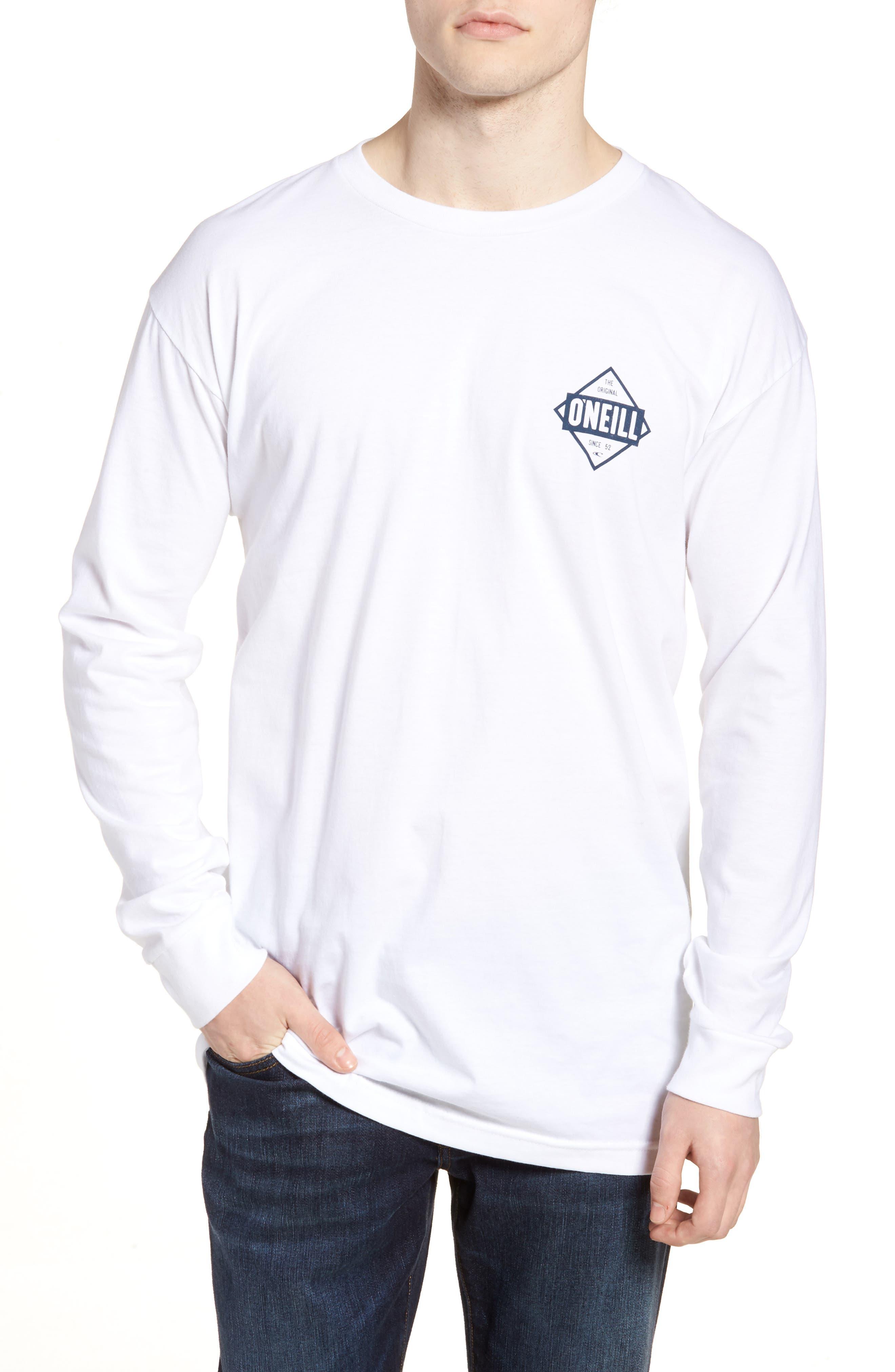 The Biz Graphic T-Shirt,                         Main,                         color, White