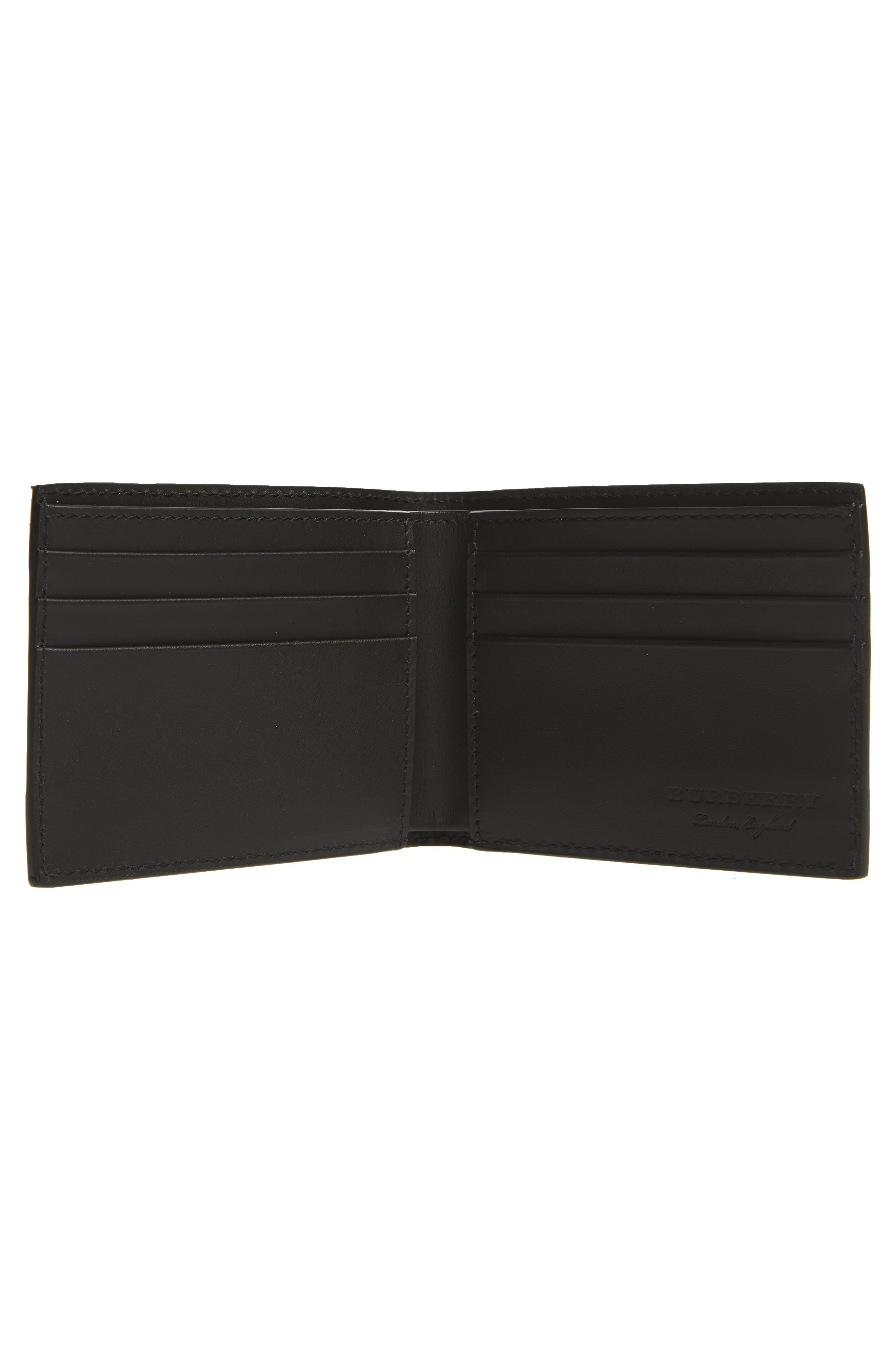 Haymarket Bifold Wallet,                             Alternate thumbnail 2, color,                             Black