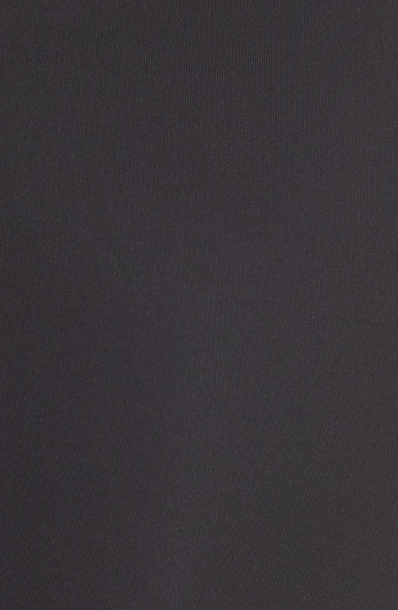 Alternate Image 5  - Zella Lasercut Leggings (Plus Size)
