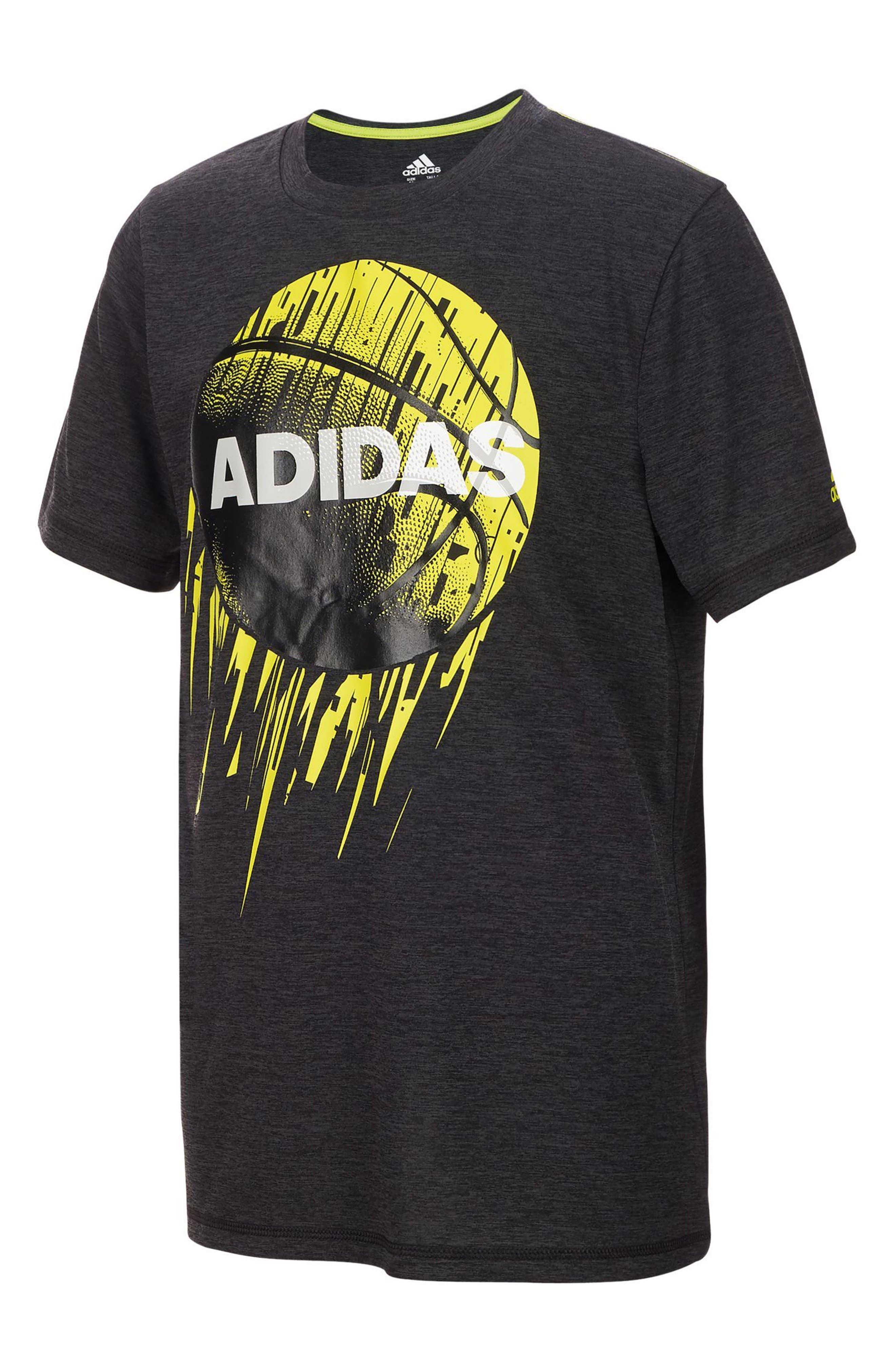 Rocket Ball T-Shirt,                             Main thumbnail 1, color,                             Black
