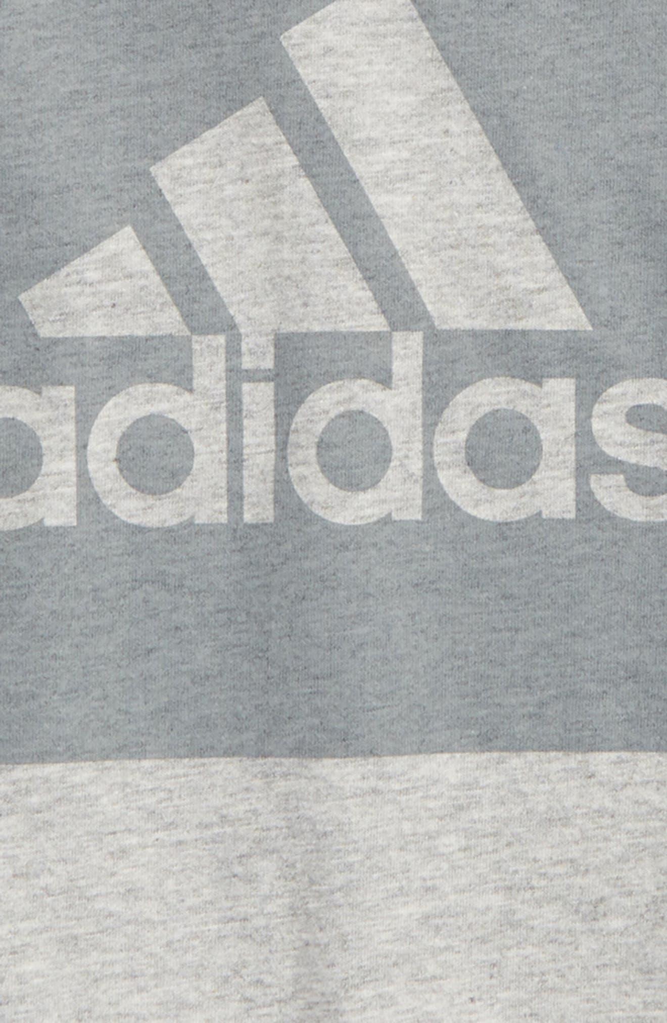 Logo Graphic T-Shirt,                             Alternate thumbnail 2, color,                             Grey