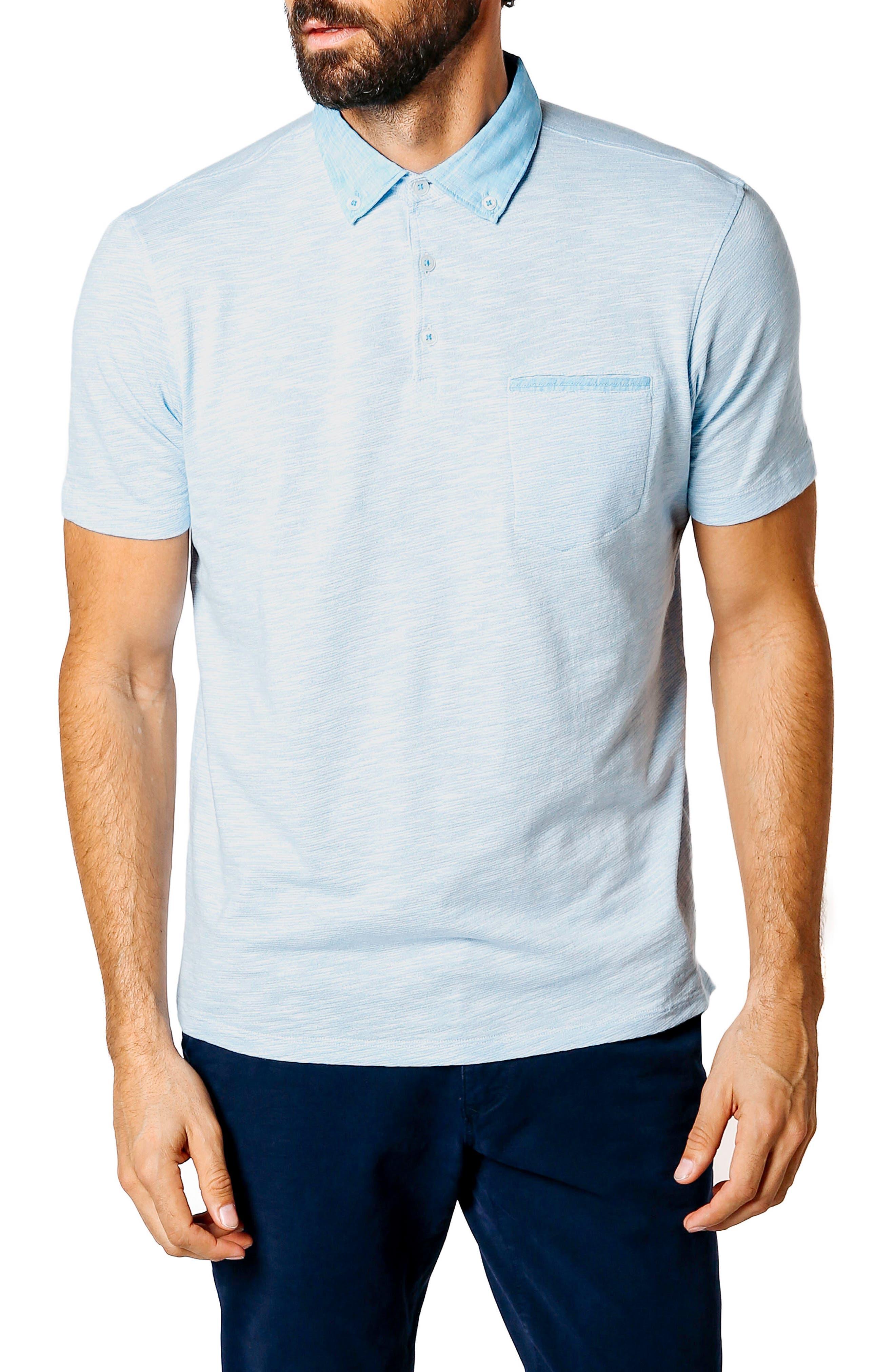 Good Man Brand Slim Fit Polo Shirt