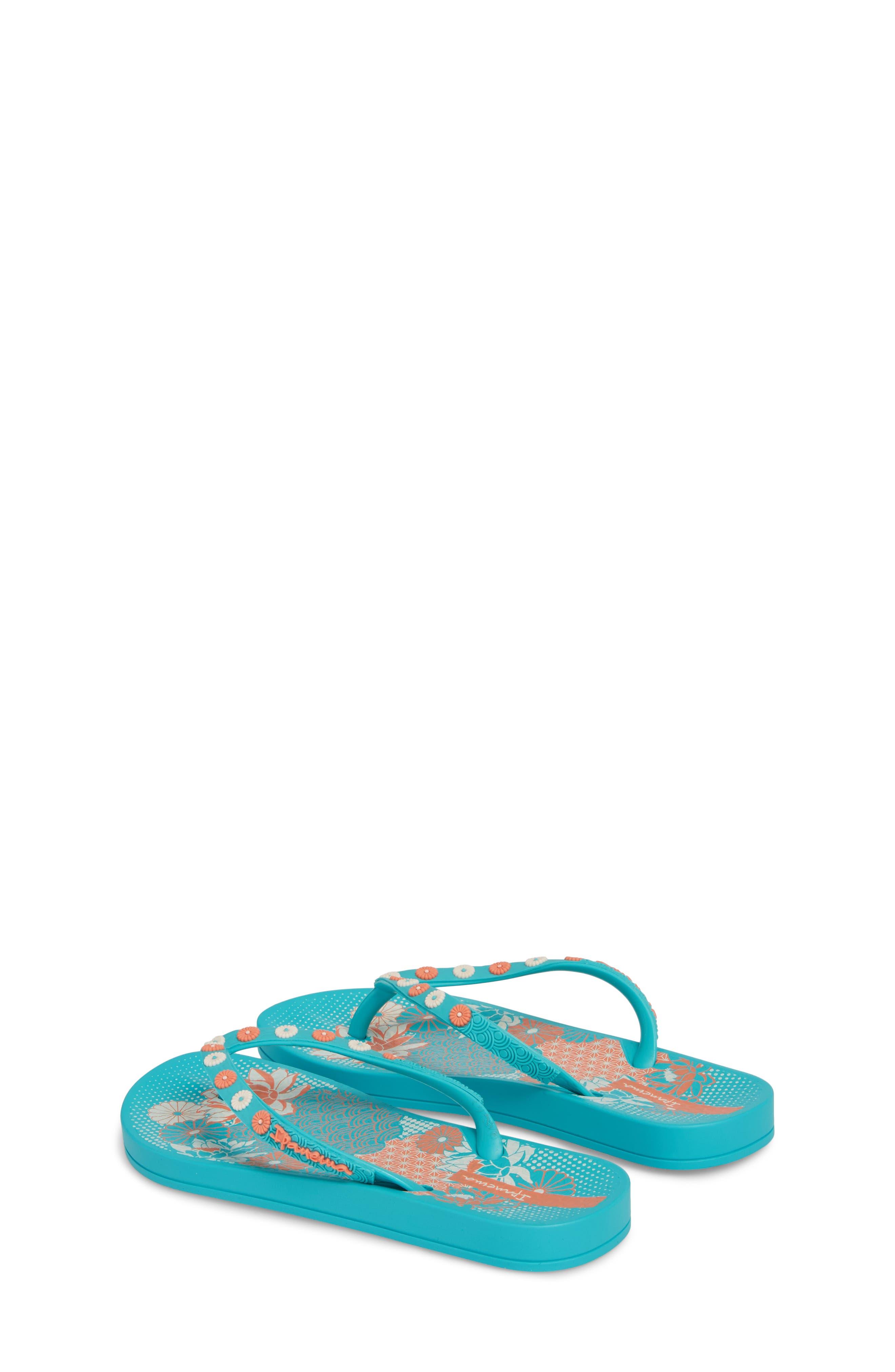 Ana Lovely Flip Flop,                             Alternate thumbnail 2, color,                             Blue