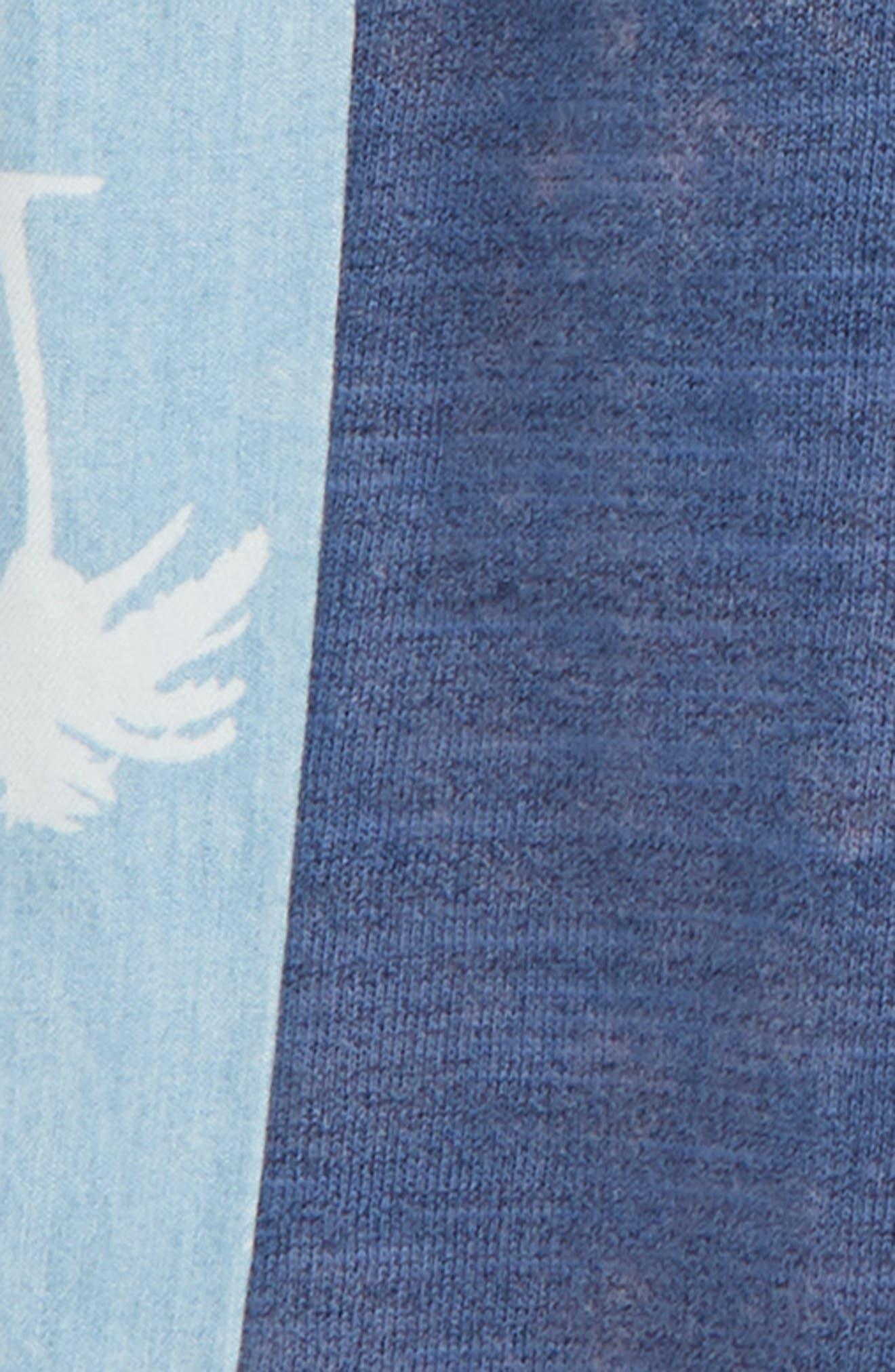 Teagan Shorts,                             Alternate thumbnail 2, color,                             Palisades