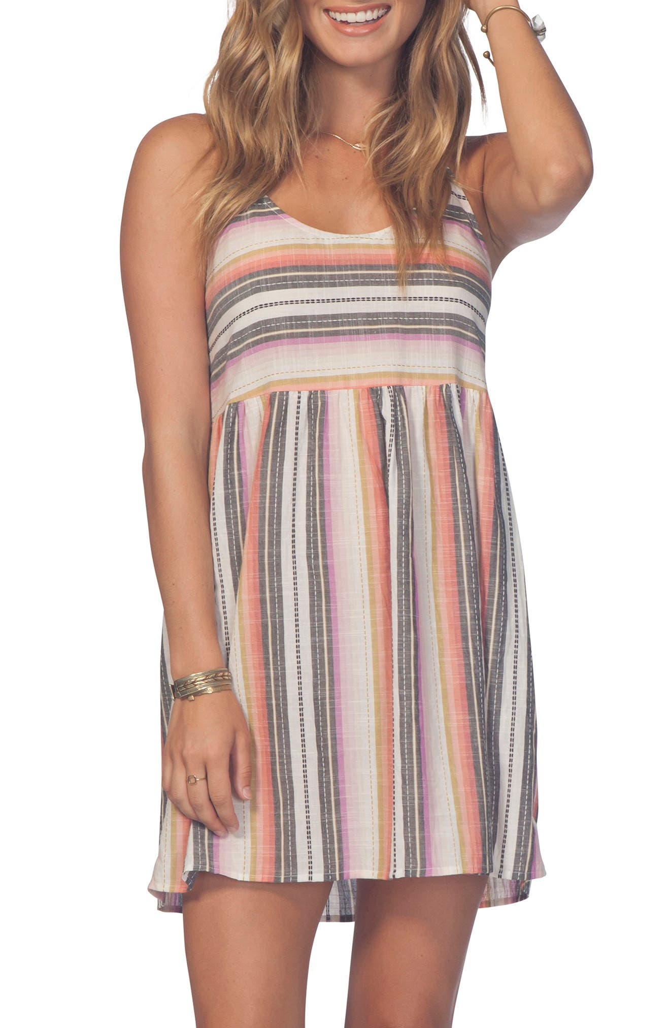 Rip Curl Sayulita Stripe Dress