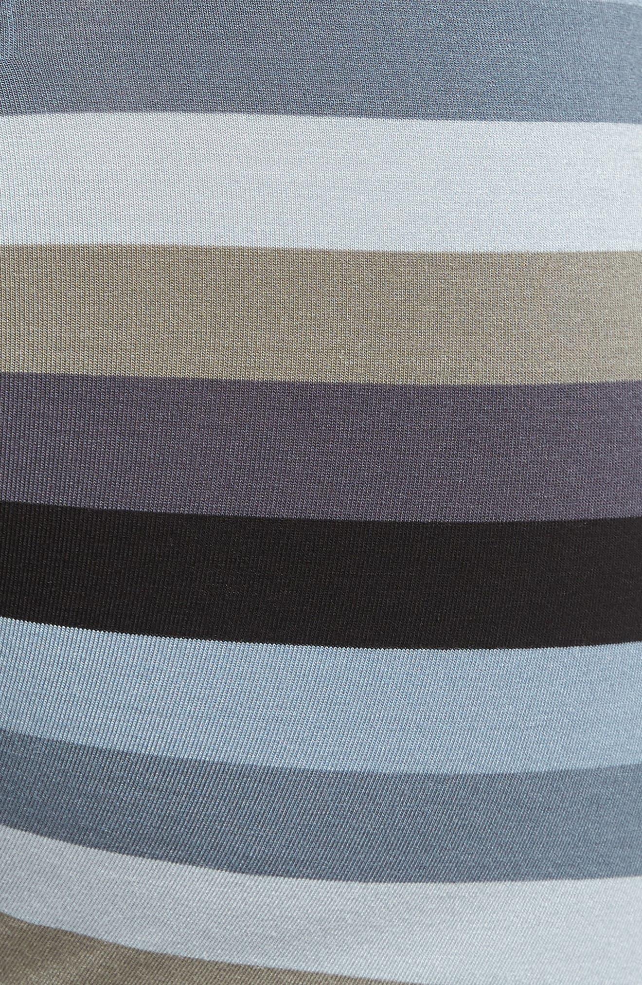 Stripe Boxer Brief,                             Alternate thumbnail 5, color,                             Dark Charcoal Stripe