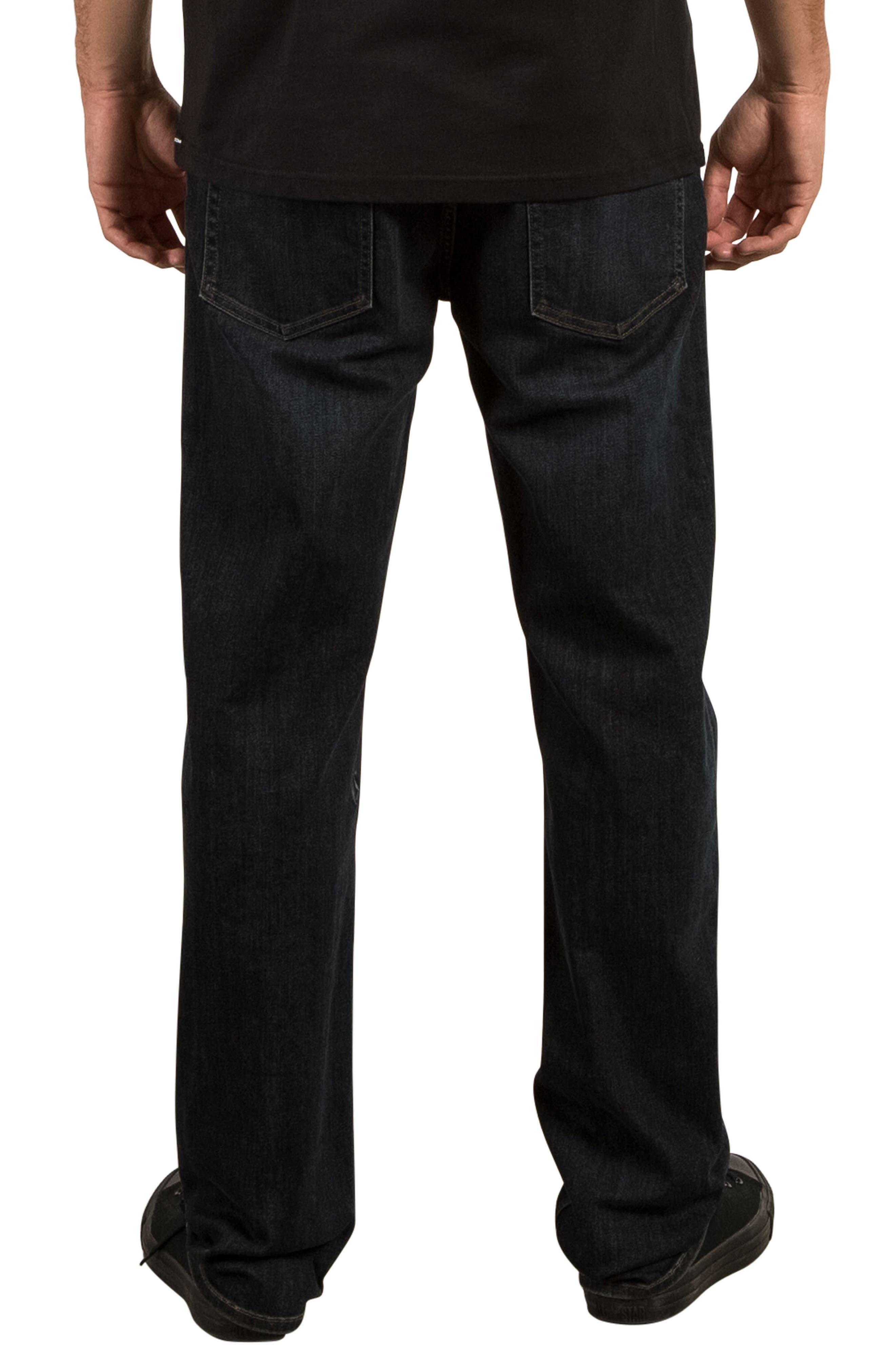 Kinkade Slim Fit Jeans,                             Alternate thumbnail 2, color,                             Blue Vent