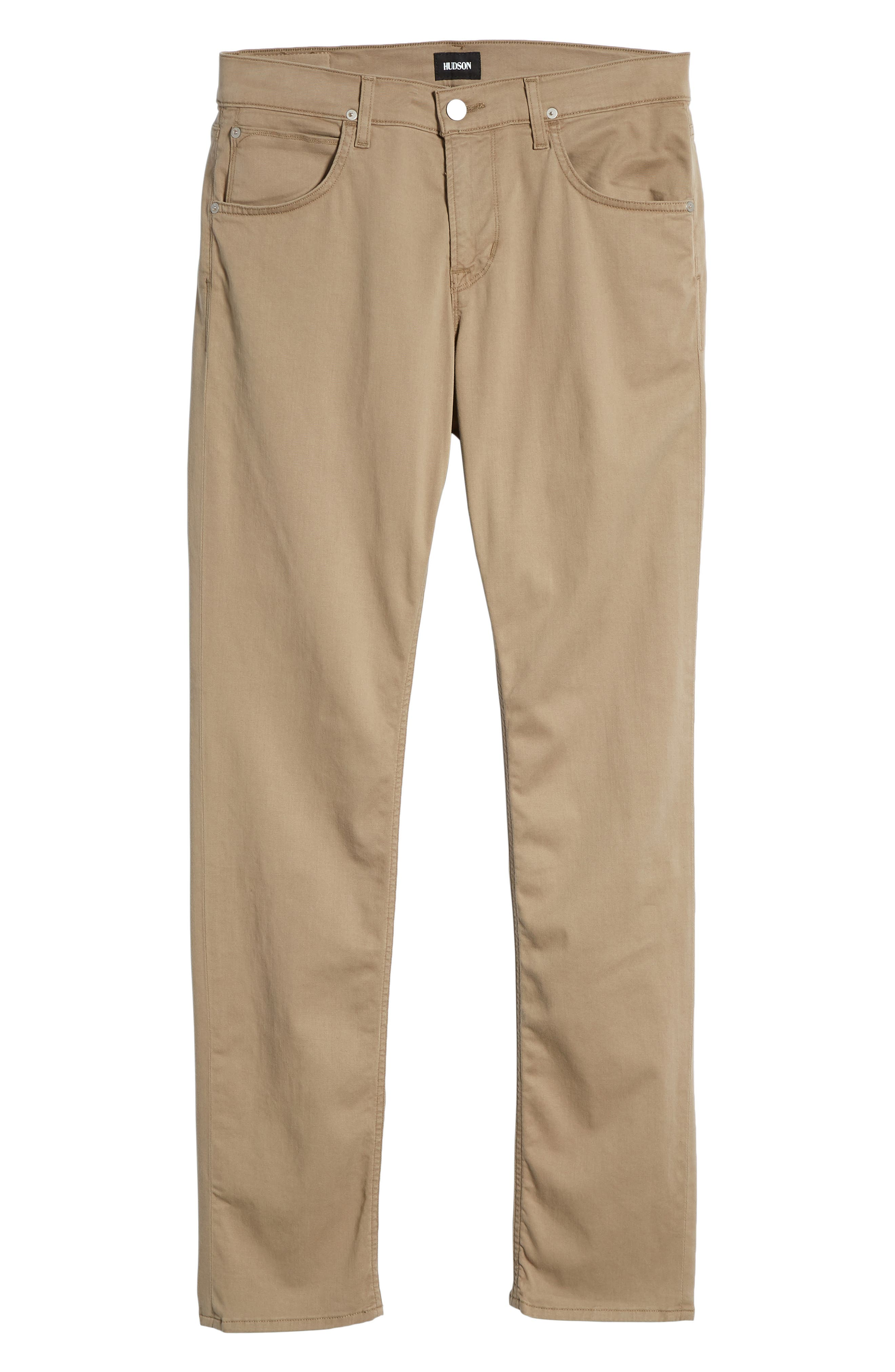 Blake Slim Fit Jeans,                             Alternate thumbnail 6, color,                             Sandman