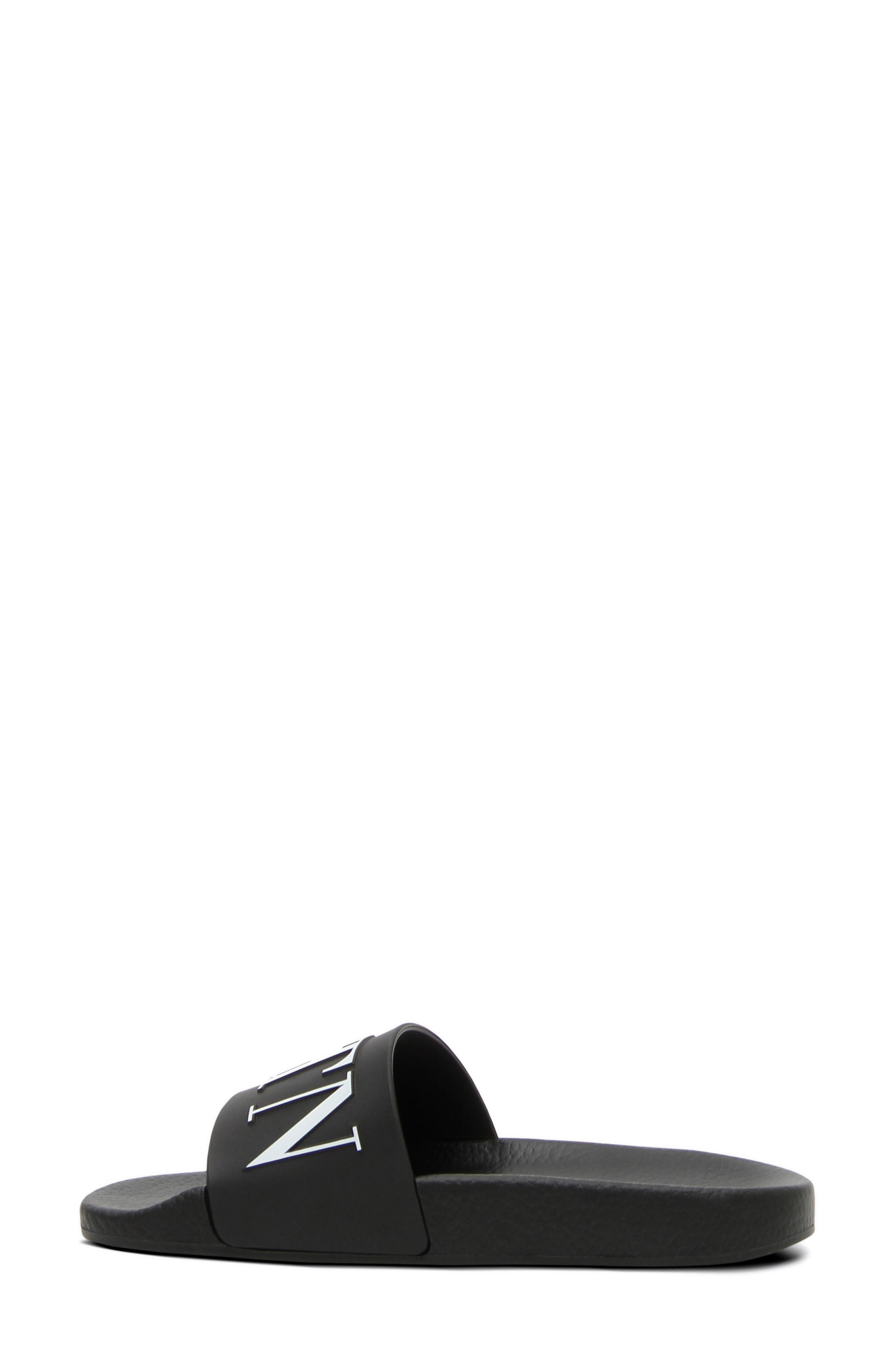 VALENTINO GARAVANI Logo Slide Sandal (Women)