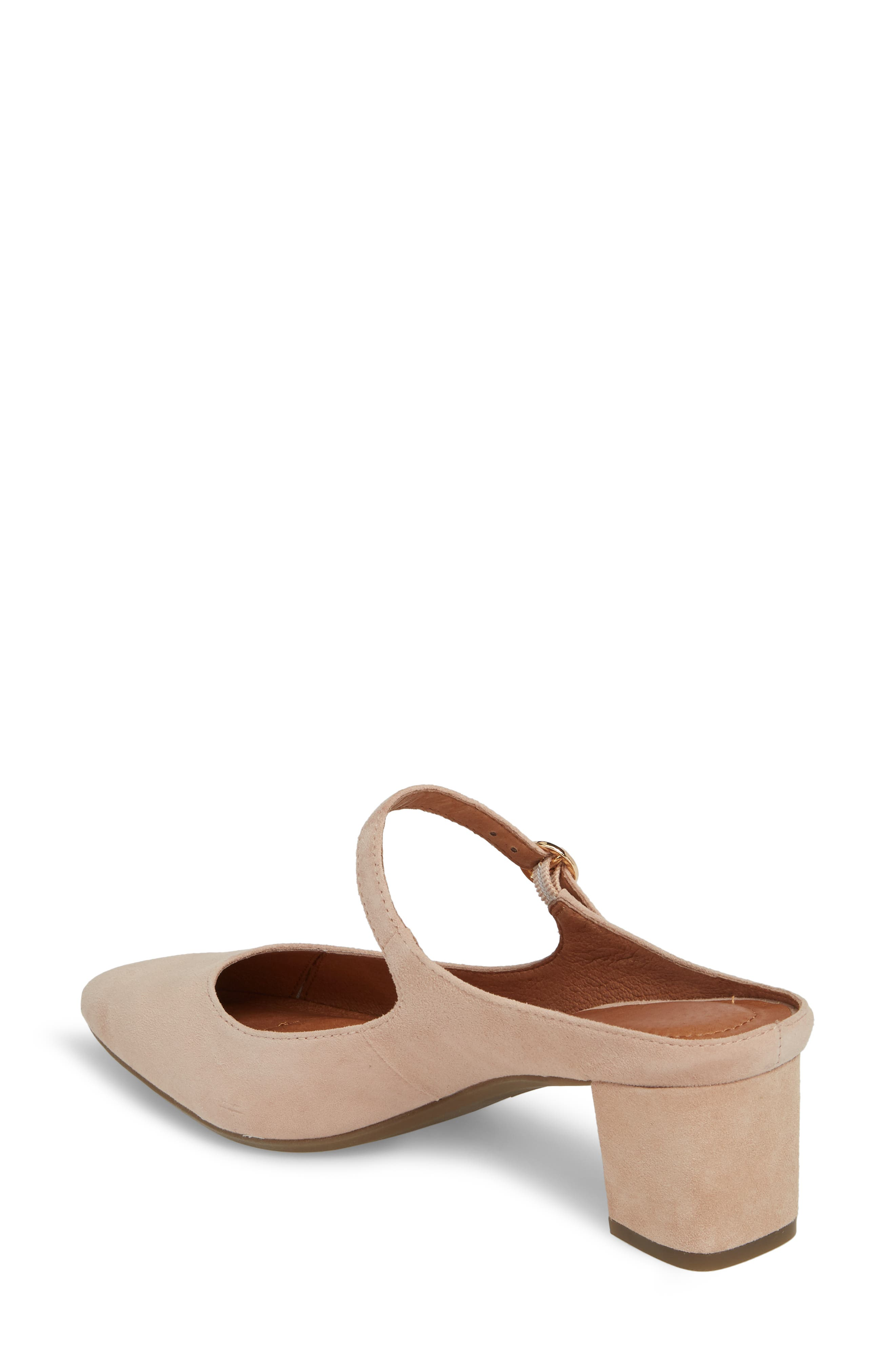 Alternate Image 2  - Sudini Barletta Mary Jane Mule (Women)