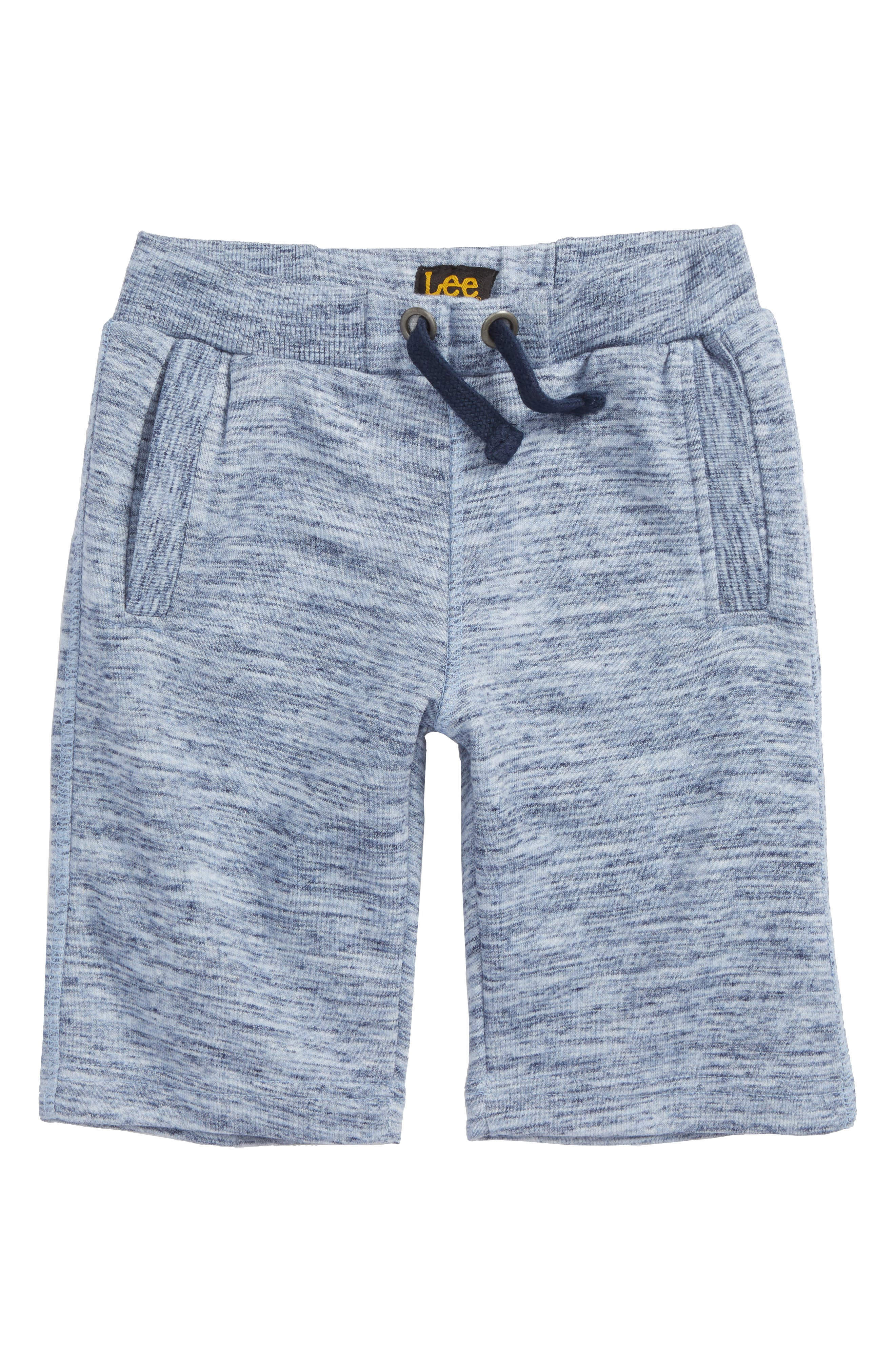 Lee French Terry Knit Shorts (Toddler Boys & Little Boys)