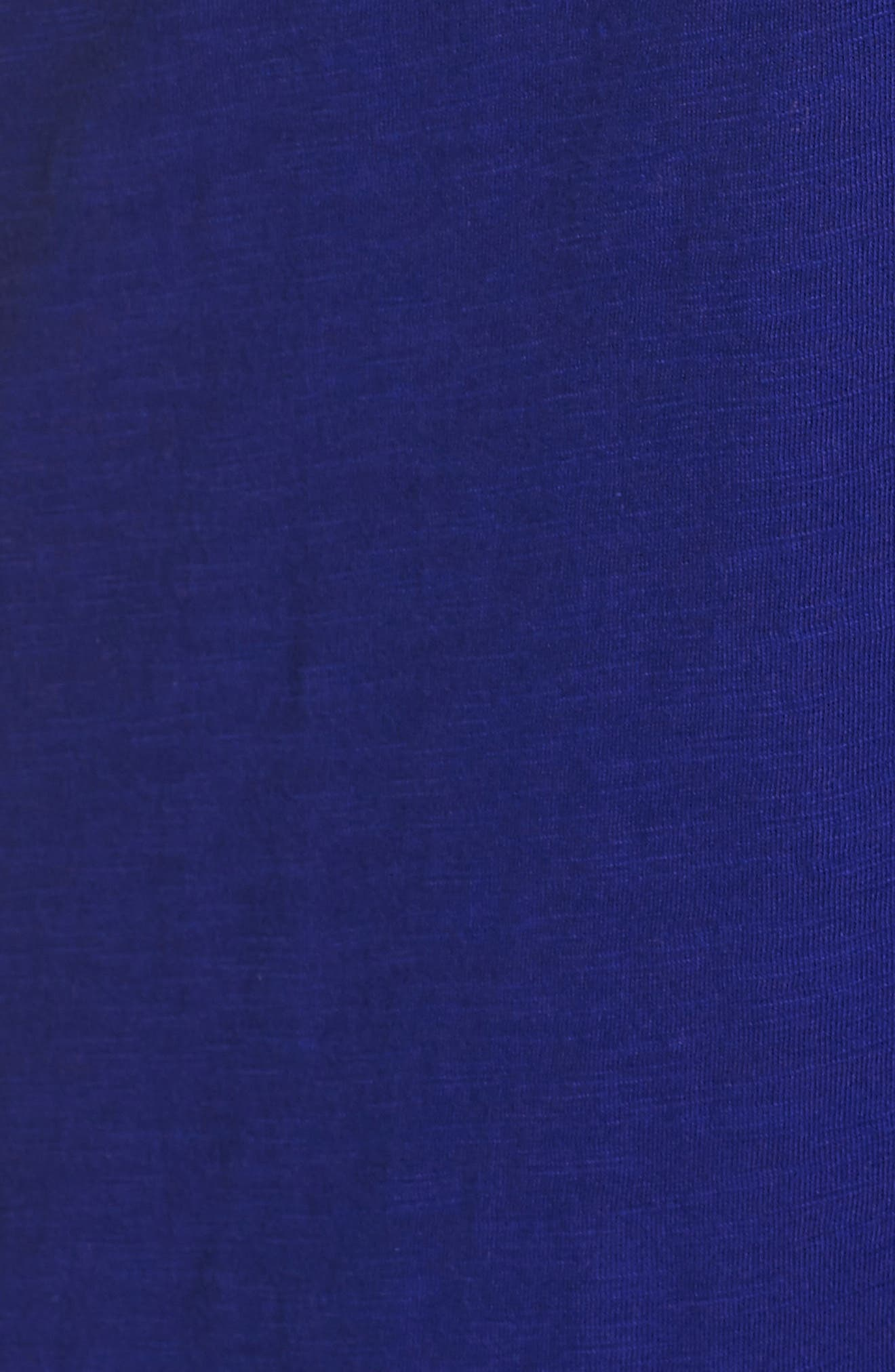 Essie Shift Dress,                             Alternate thumbnail 6, color,                             Twilight Blue