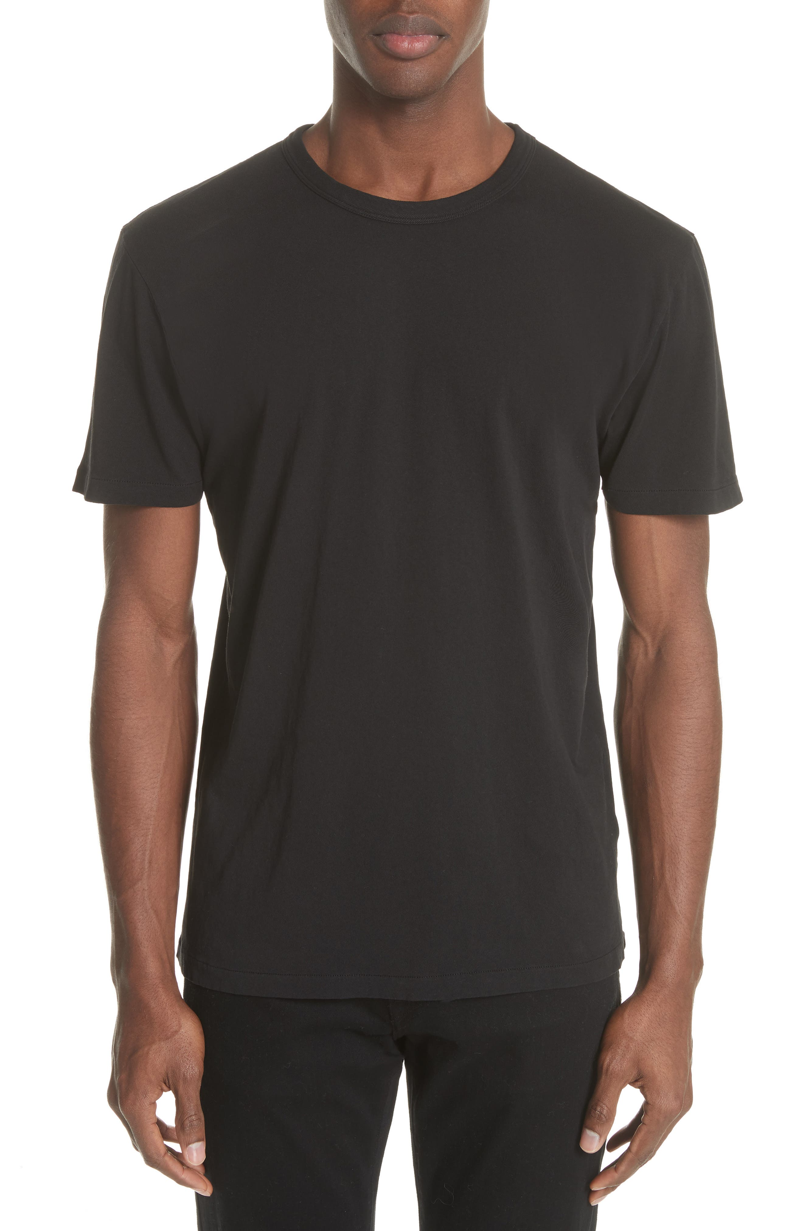 Perfect T-Shirt,                             Main thumbnail 1, color,                             Black