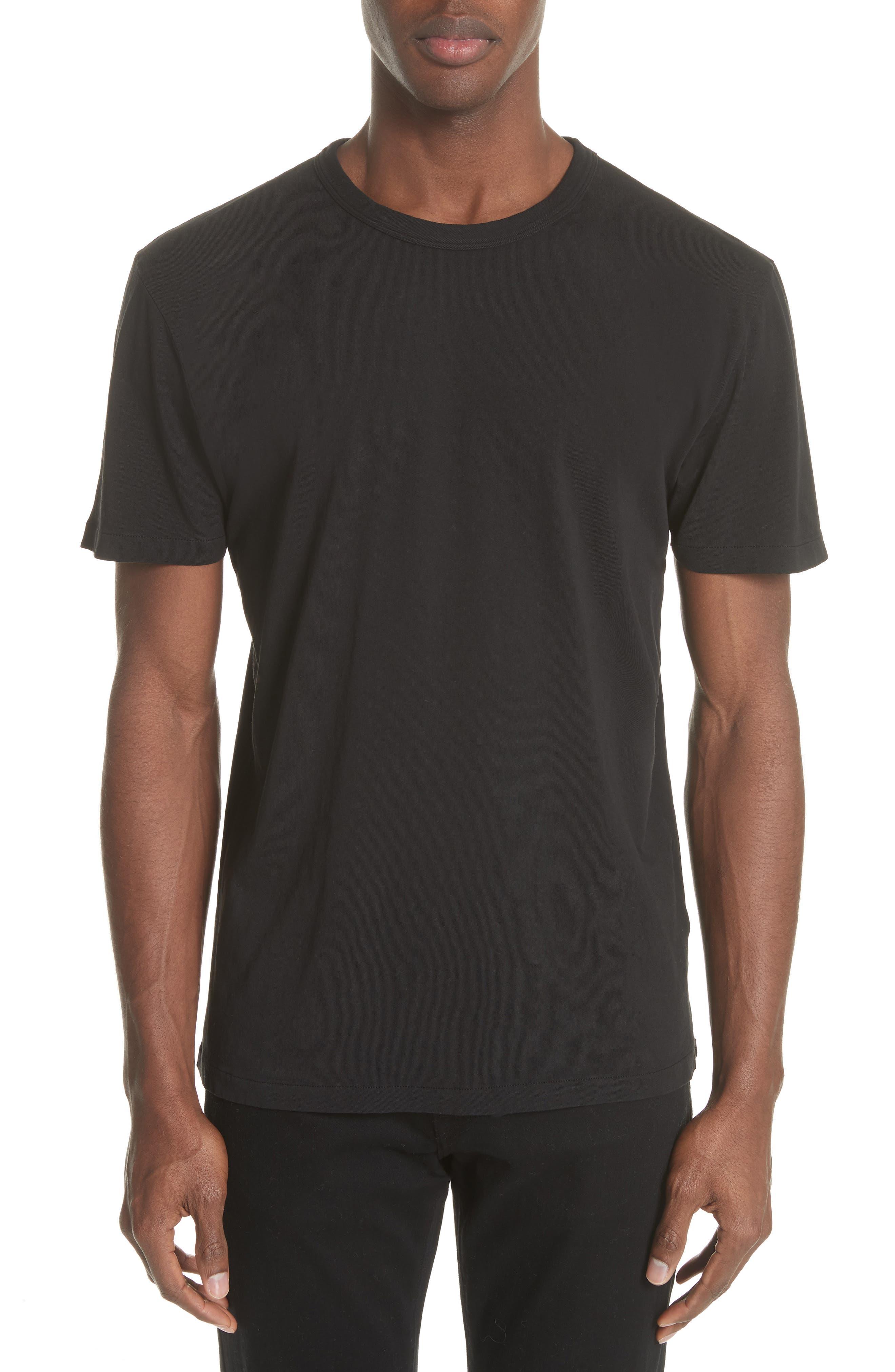 Perfect T-Shirt,                         Main,                         color, Black