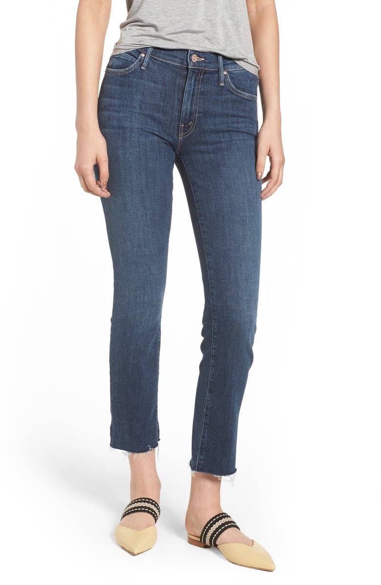 The Rascal Snippit Ankle Jeans