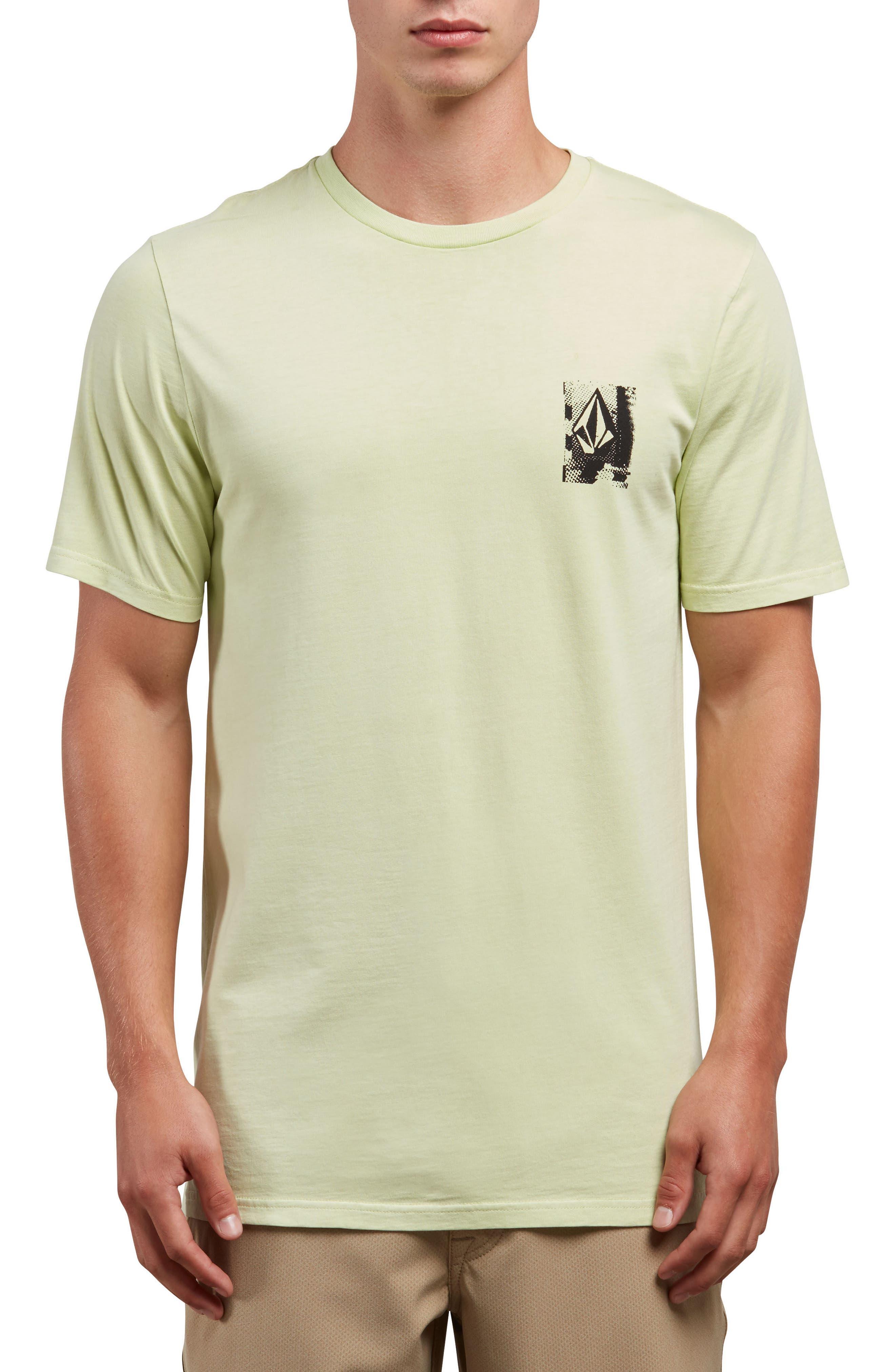 Lifer T-Shirt,                         Main,                         color, Green Mist