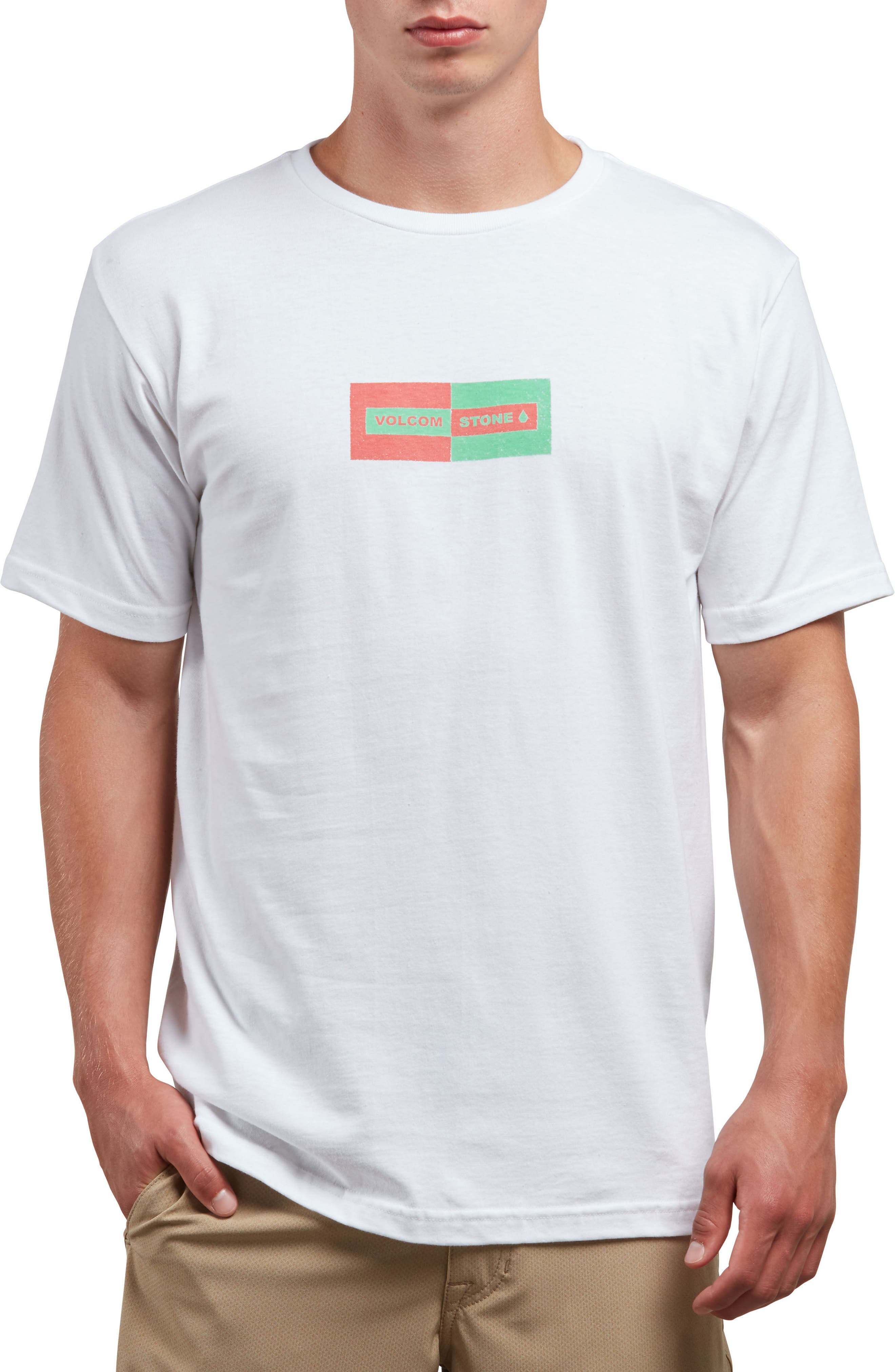 Same Difference T-Shirt,                         Main,                         color, White