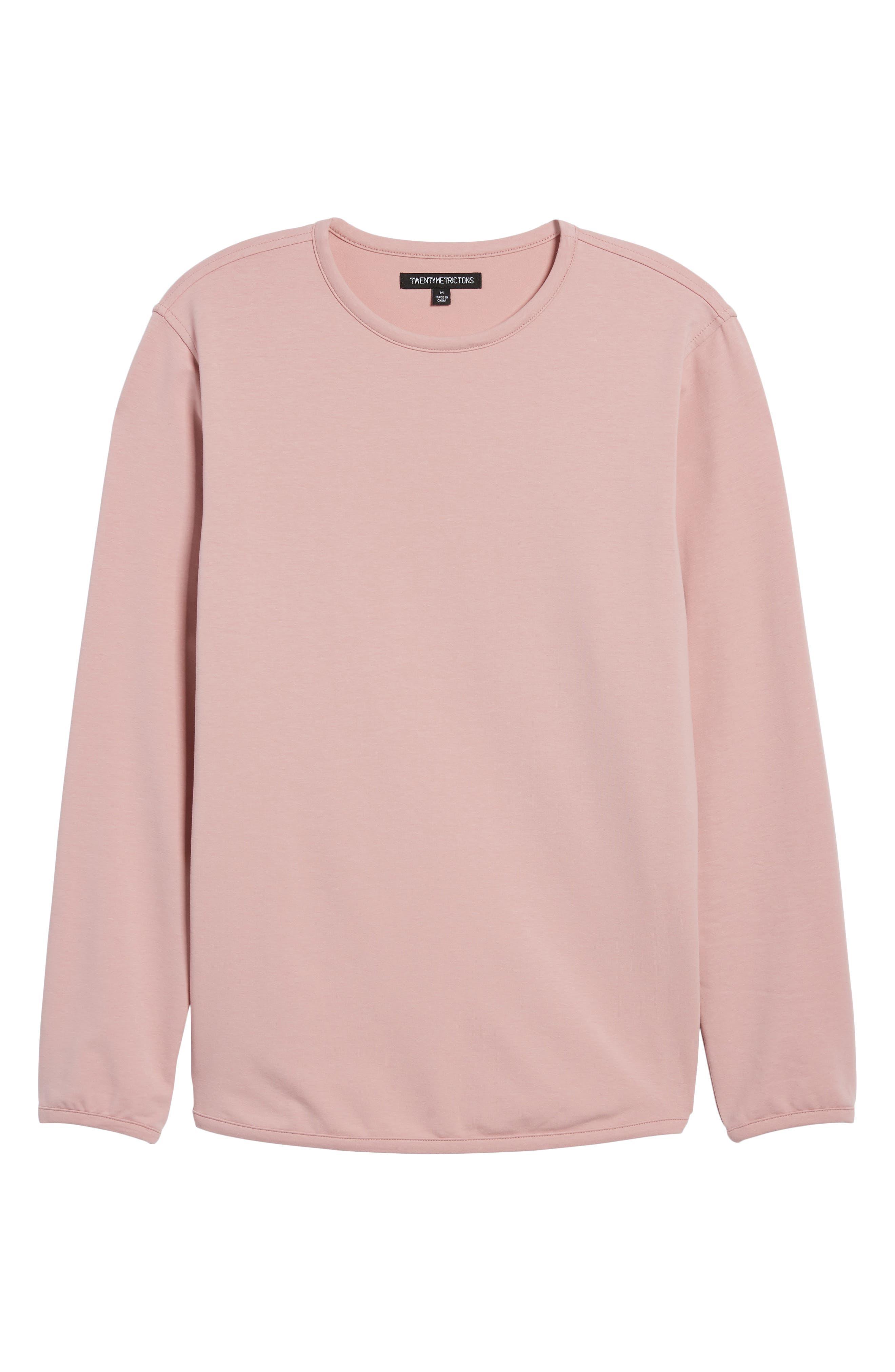 Alternate Image 6  - TWENTYMETRICTONS Trim Fit Long Sleeve T-Shirt